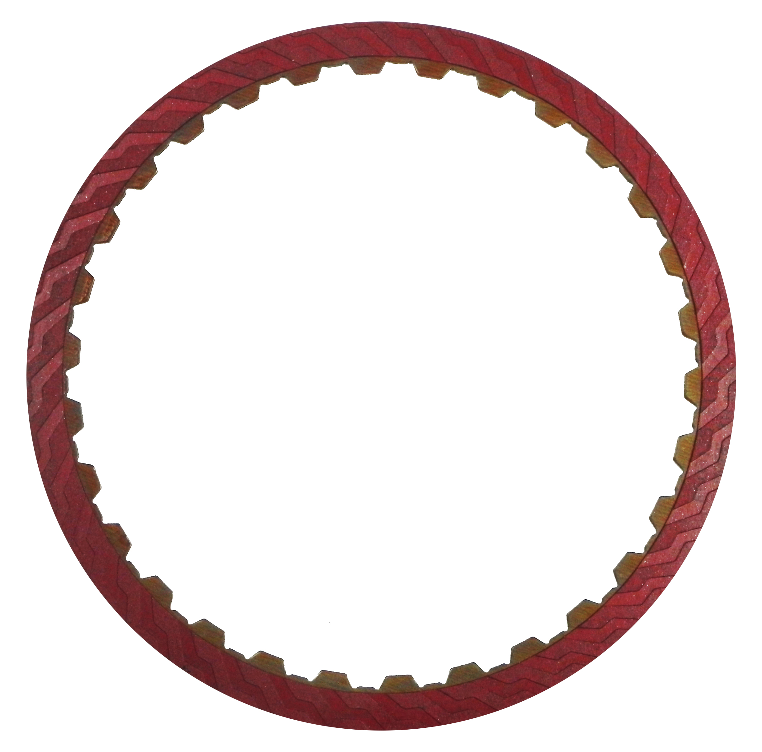 R600125 | 1996-ON Friction Clutch Plate Stage-1™ B1, K1 Single Sided, ID Spline Stage-1™