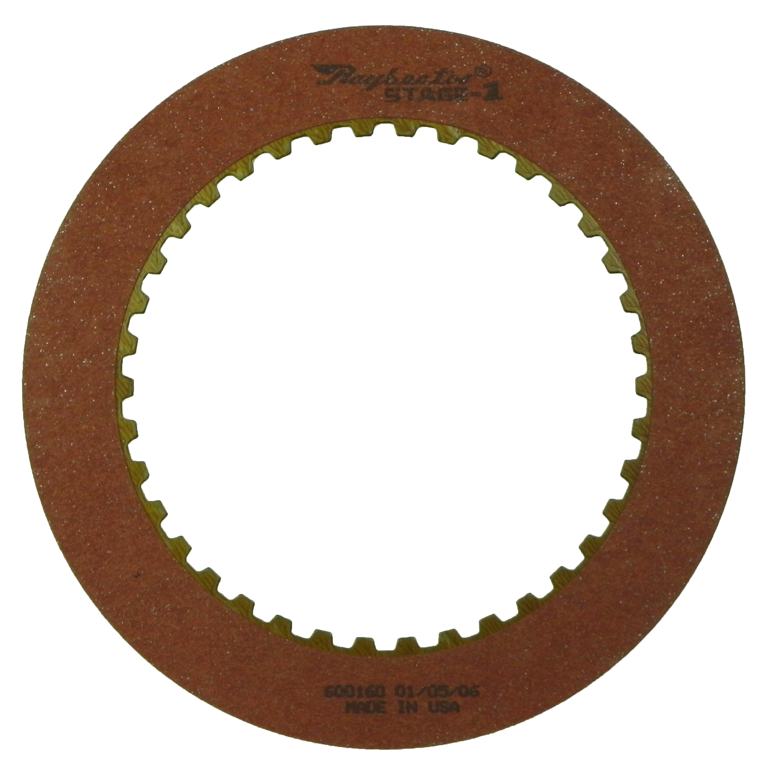 R600160 | 1993-ON Friction Clutch Plate Stage-1™ 2nd, Stage-1™