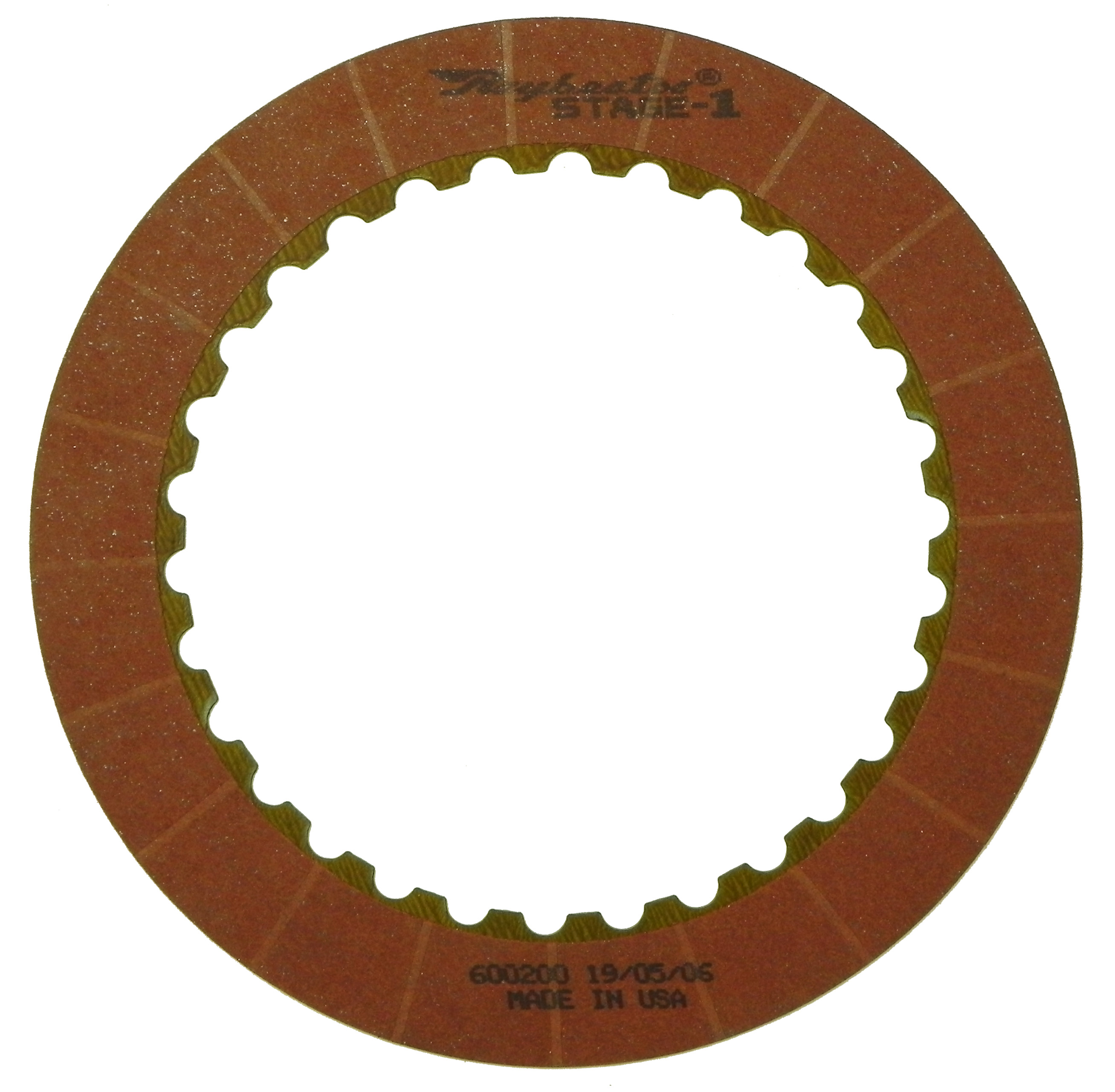 R600200 | 2003-ON Friction Clutch Plate Stage-1™ Input, Stage-1™