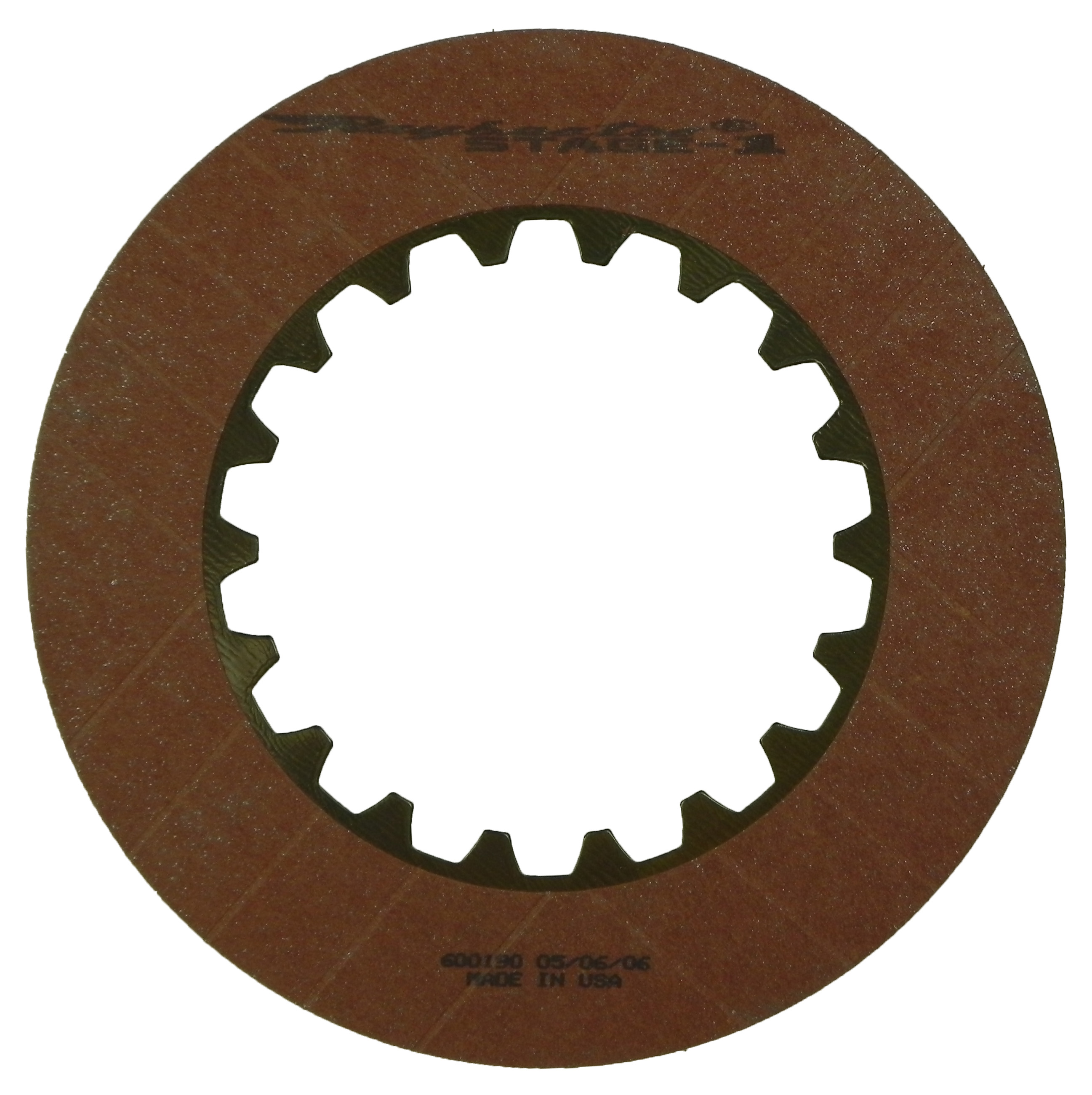 R600190 | 1991-ON Friction Clutch Plate Stage-1™ 4th, Stage-1™
