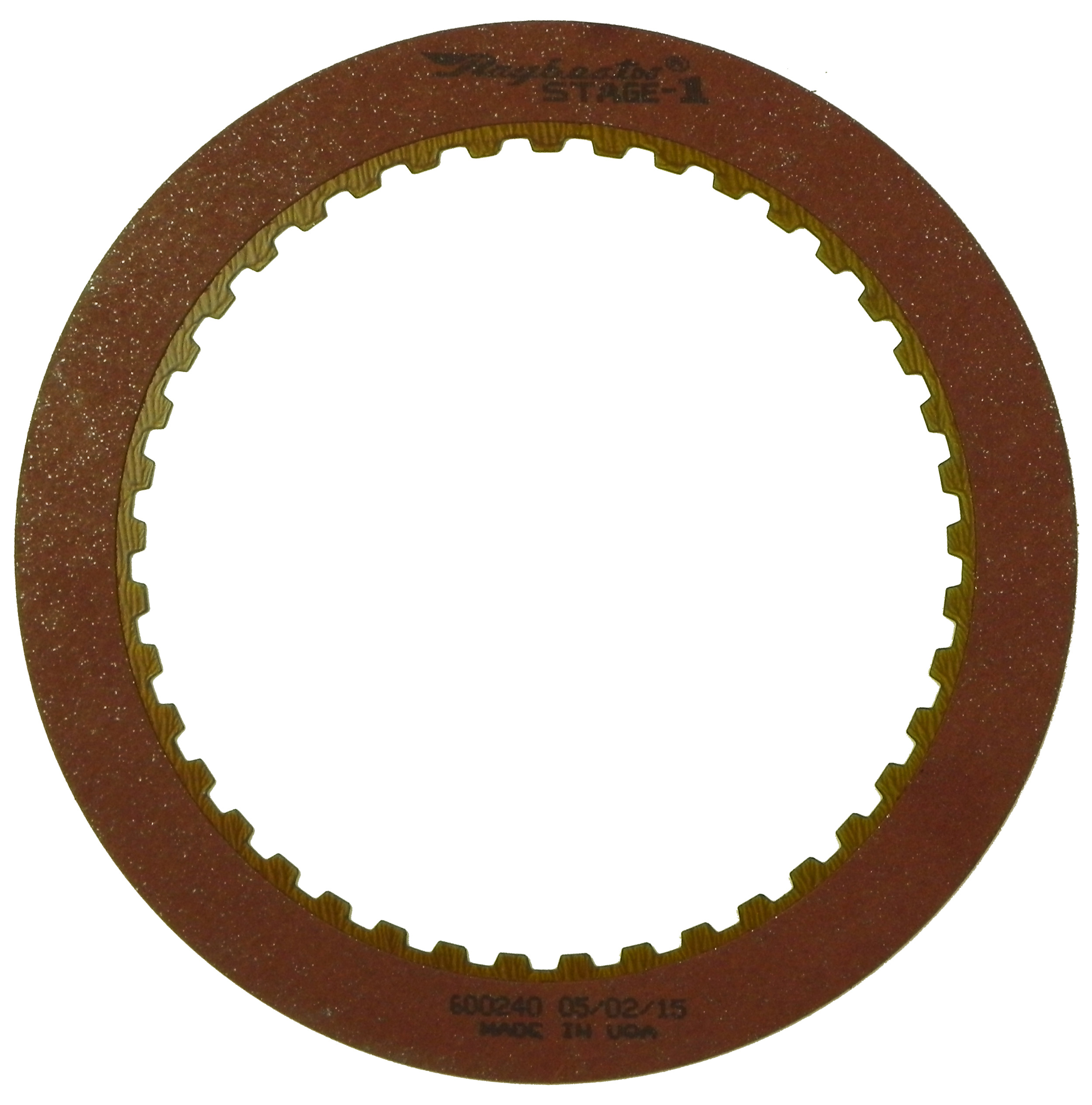 R600240 | 1985-ON Friction Clutch Plate Stage-1™ Forward, Stage-1™