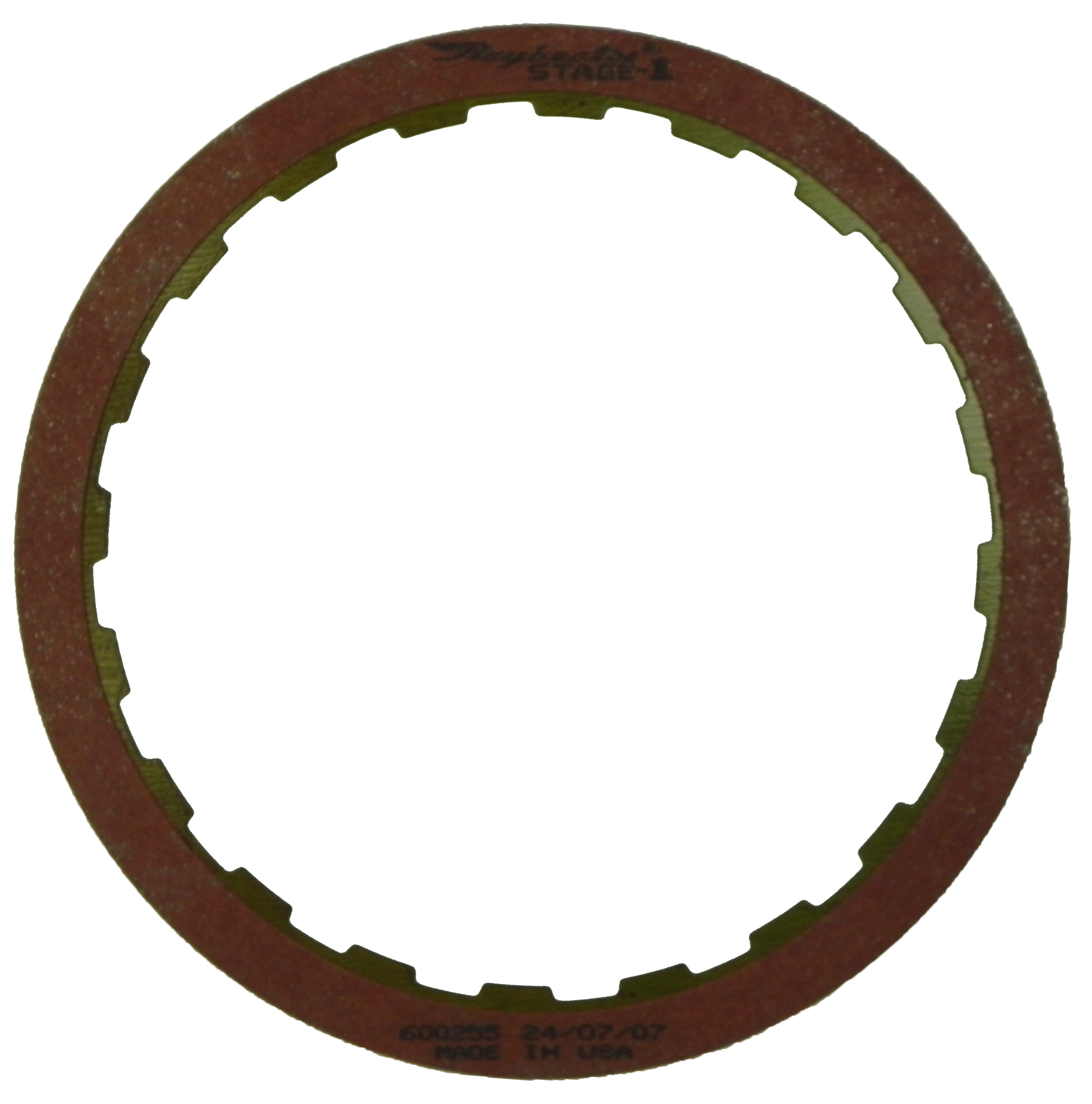 TH700-R4, 4L60, 4L60E, 4L65E, 4L70E Stage-1 Friction Clutch Plate