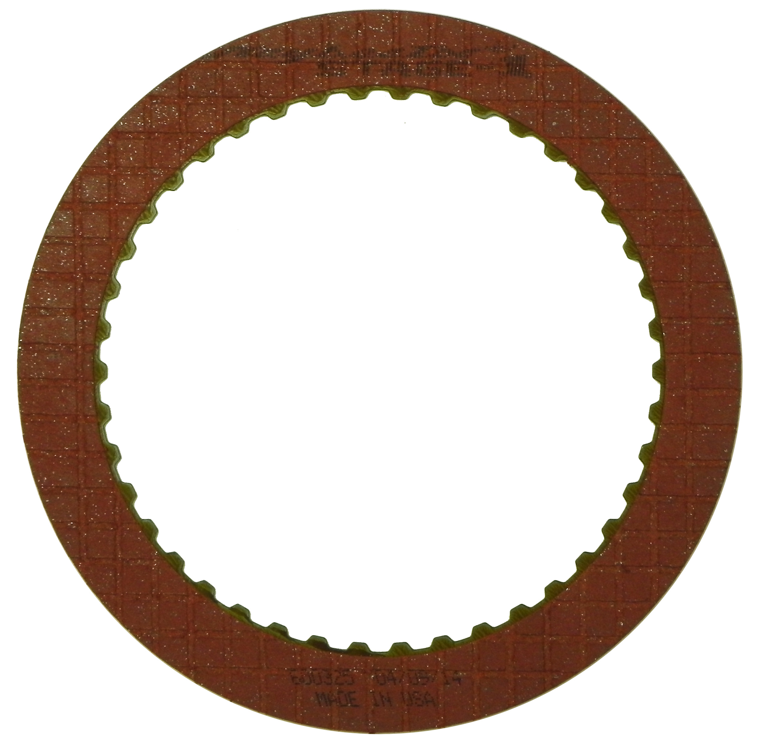 C4, C5 Stage-1 Friction Clutch Plate