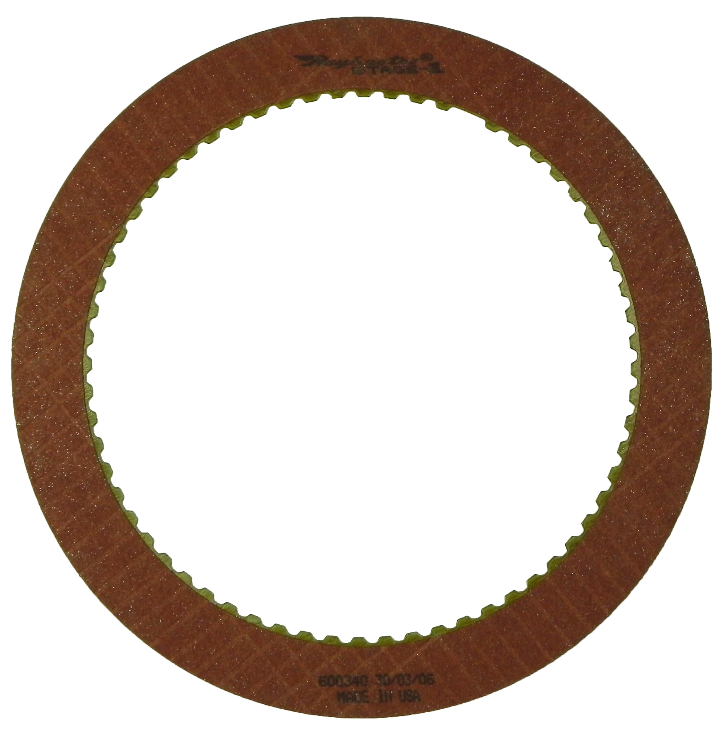 E4OD, 4R100 Stage-1 Friction Clutch Plate