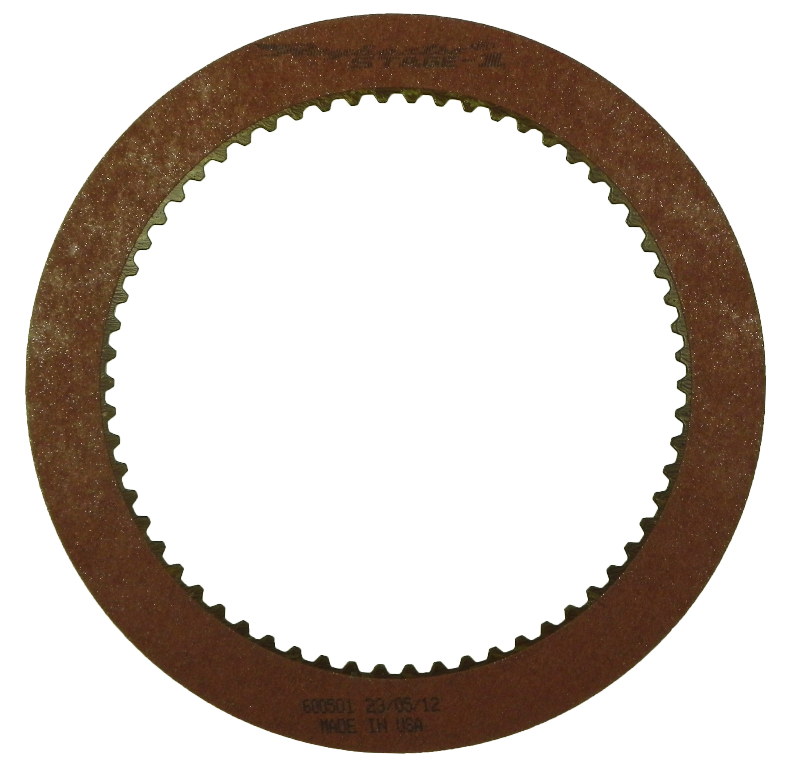 R600501 | 1990-E07 Friction Clutch Plate Stage-1™ Forward, Direct Stage-1™