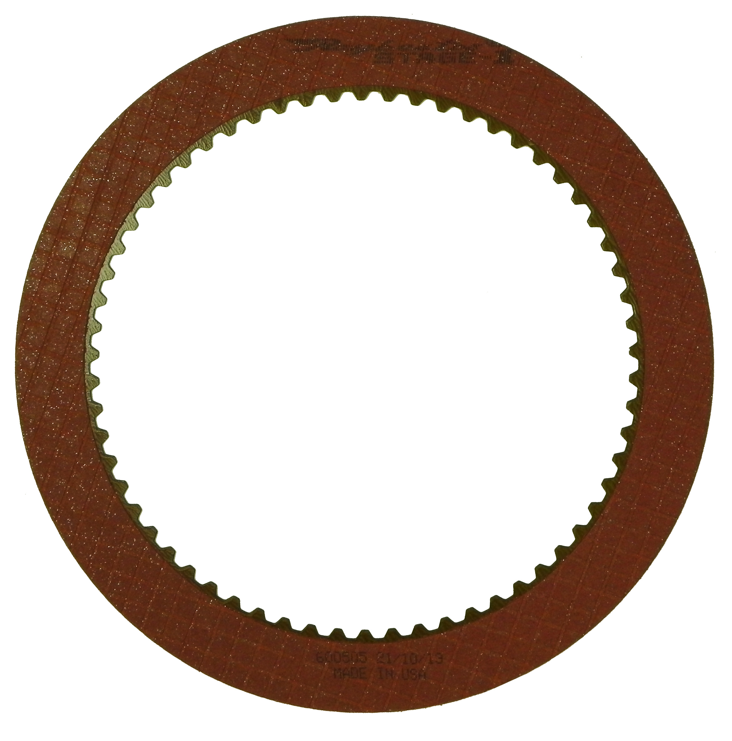R600505 | 1962-1999 Friction Clutch Plate Stage-1™ Front, High, Reverse Stage-1™