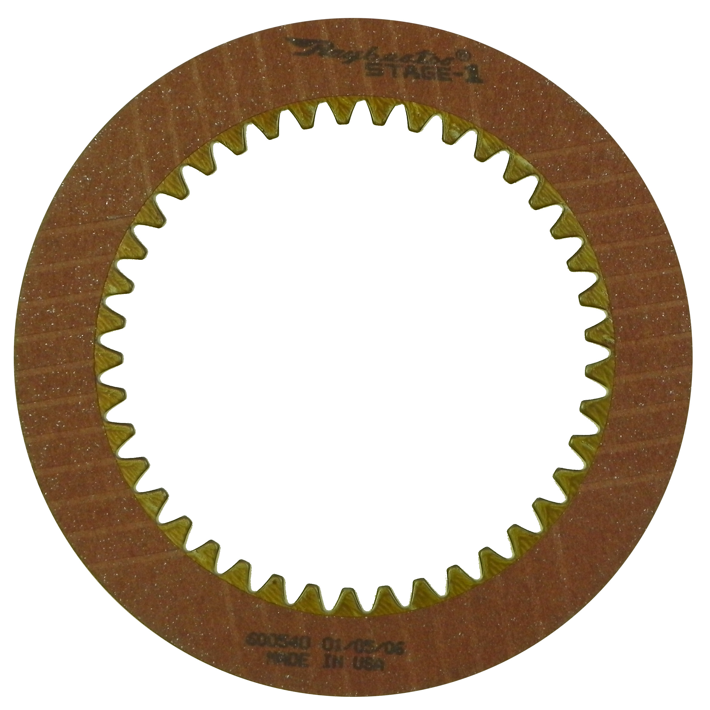 R600540 | 1991-2005 Friction Clutch Plate Stage-1™ 1st, 2nd, 3rd, 4th Stage-1™