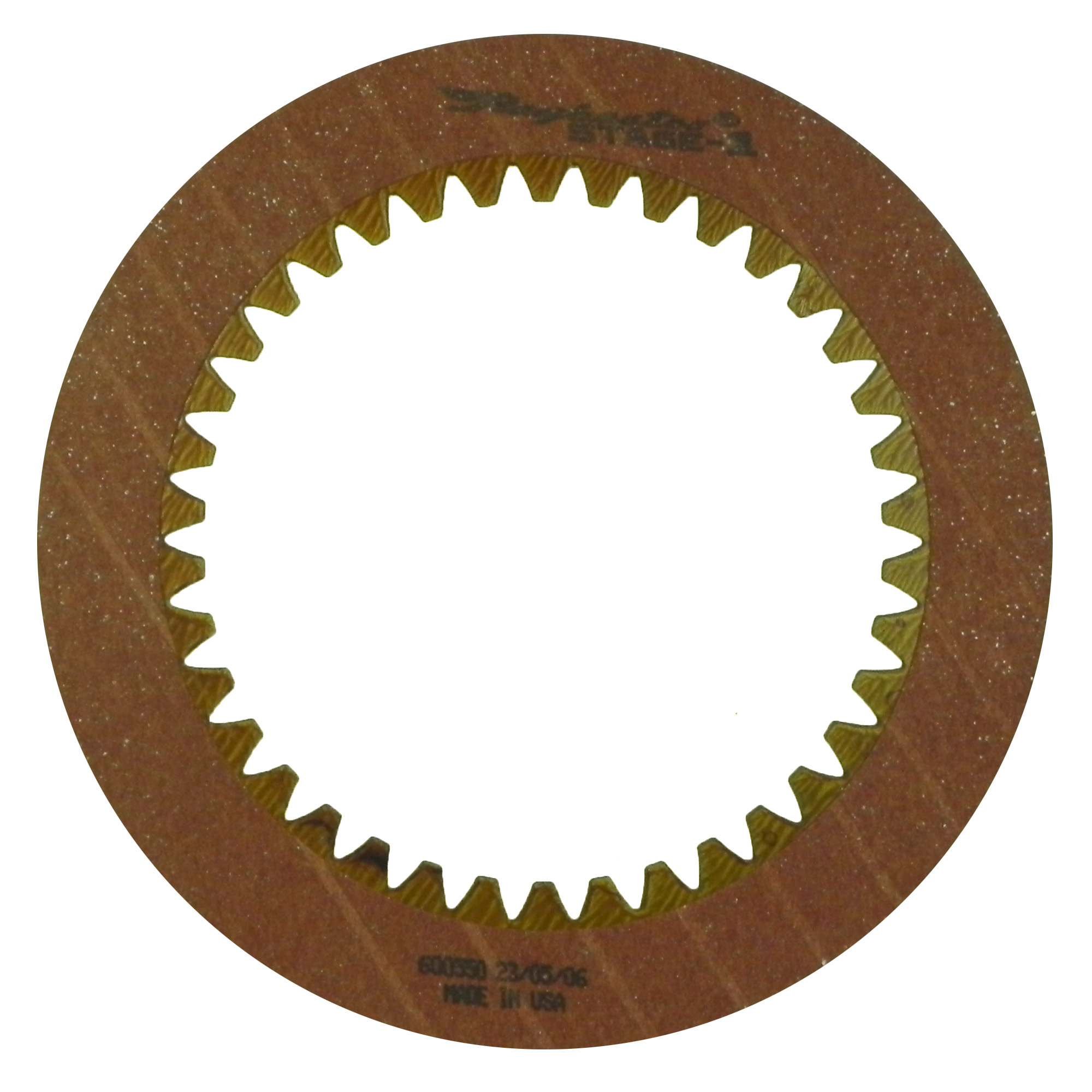 R600550 | 1986-1990 Friction Clutch Plate Stage-1™ 1st, 2nd, 3rd, 4th Stage-1™