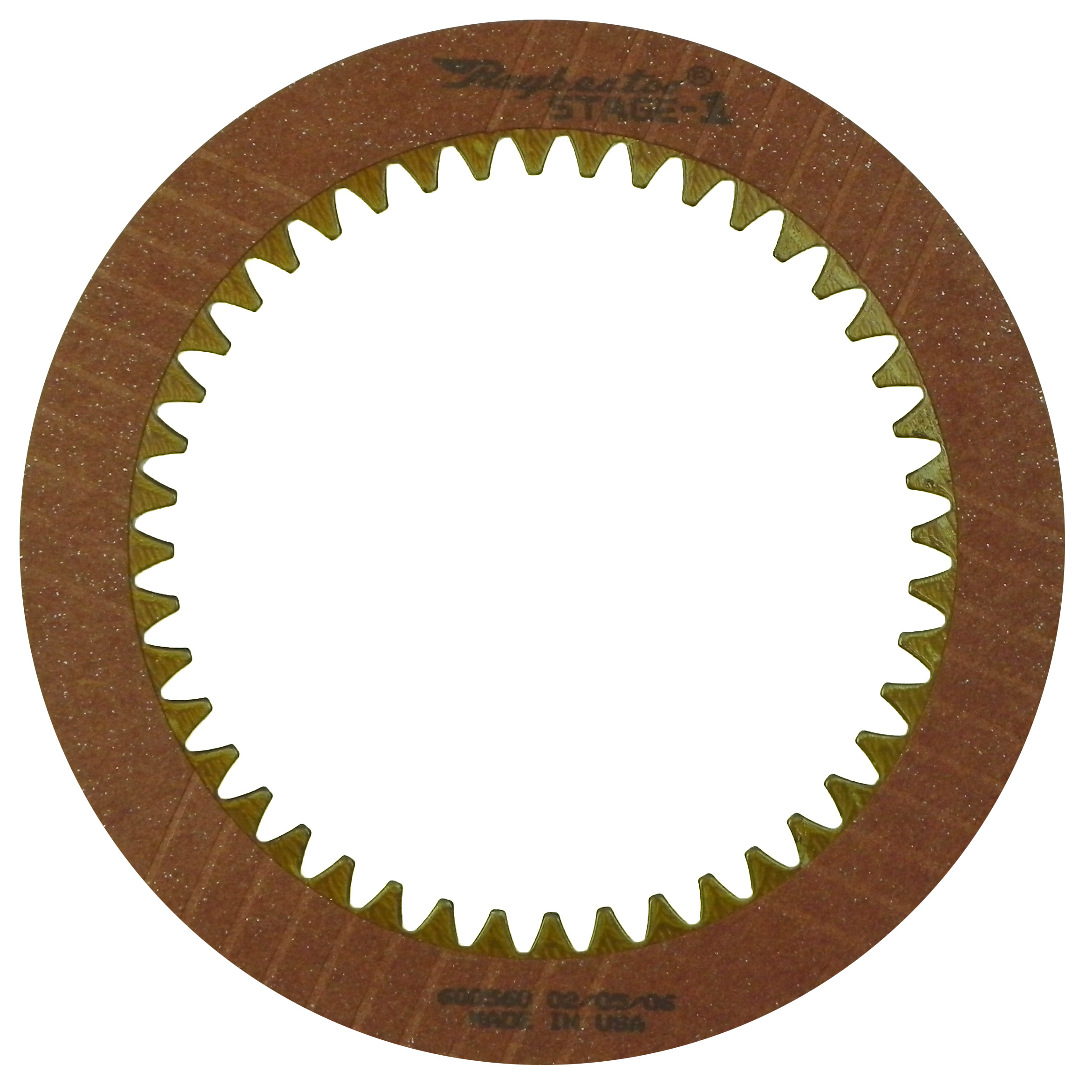 R600560 | 1991-1998 Friction Clutch Plate Stage-1™ 4th Stage-1™