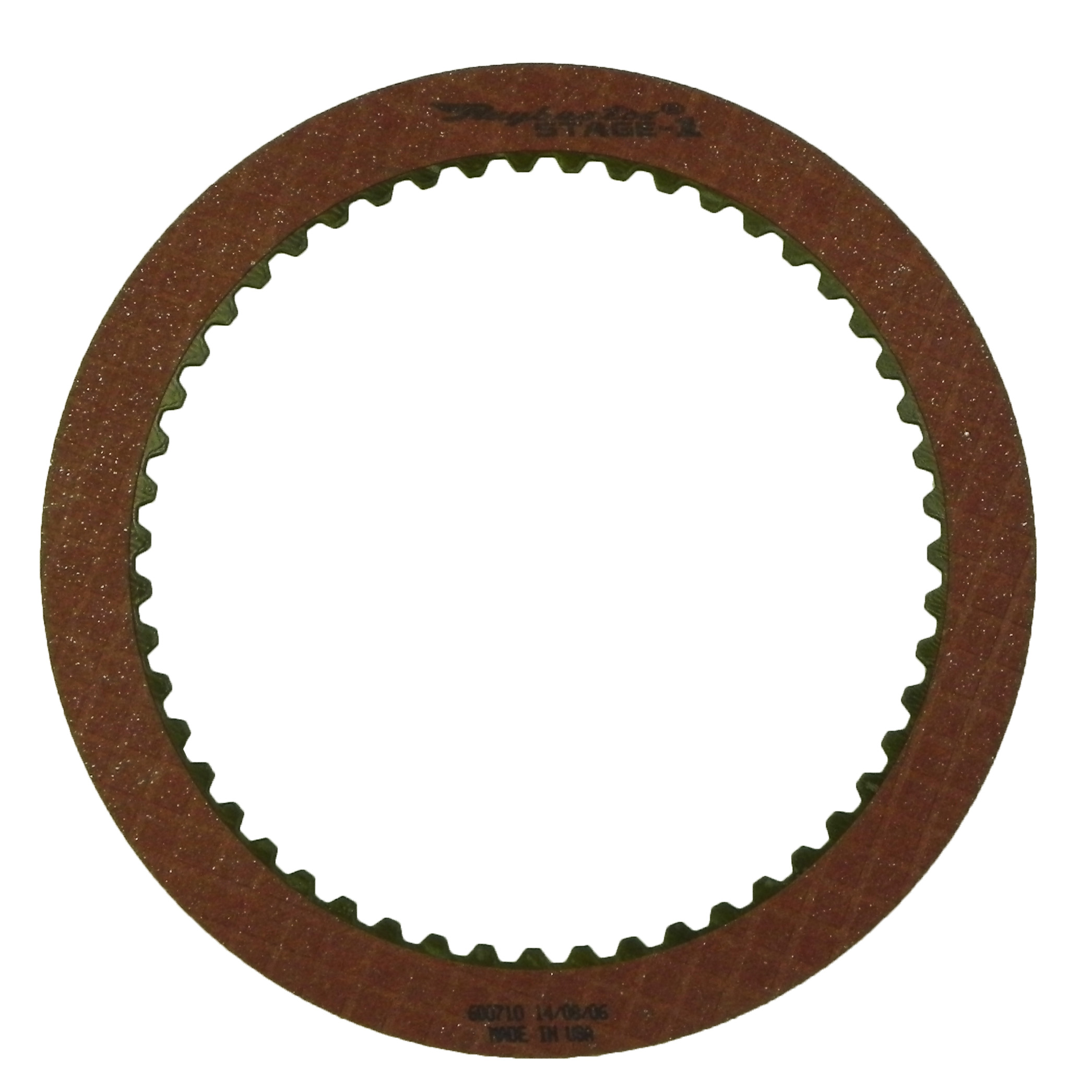 R600710 | 1972-1985 Friction Clutch Plate Stage-1™ Low, Reverse Stage-1™