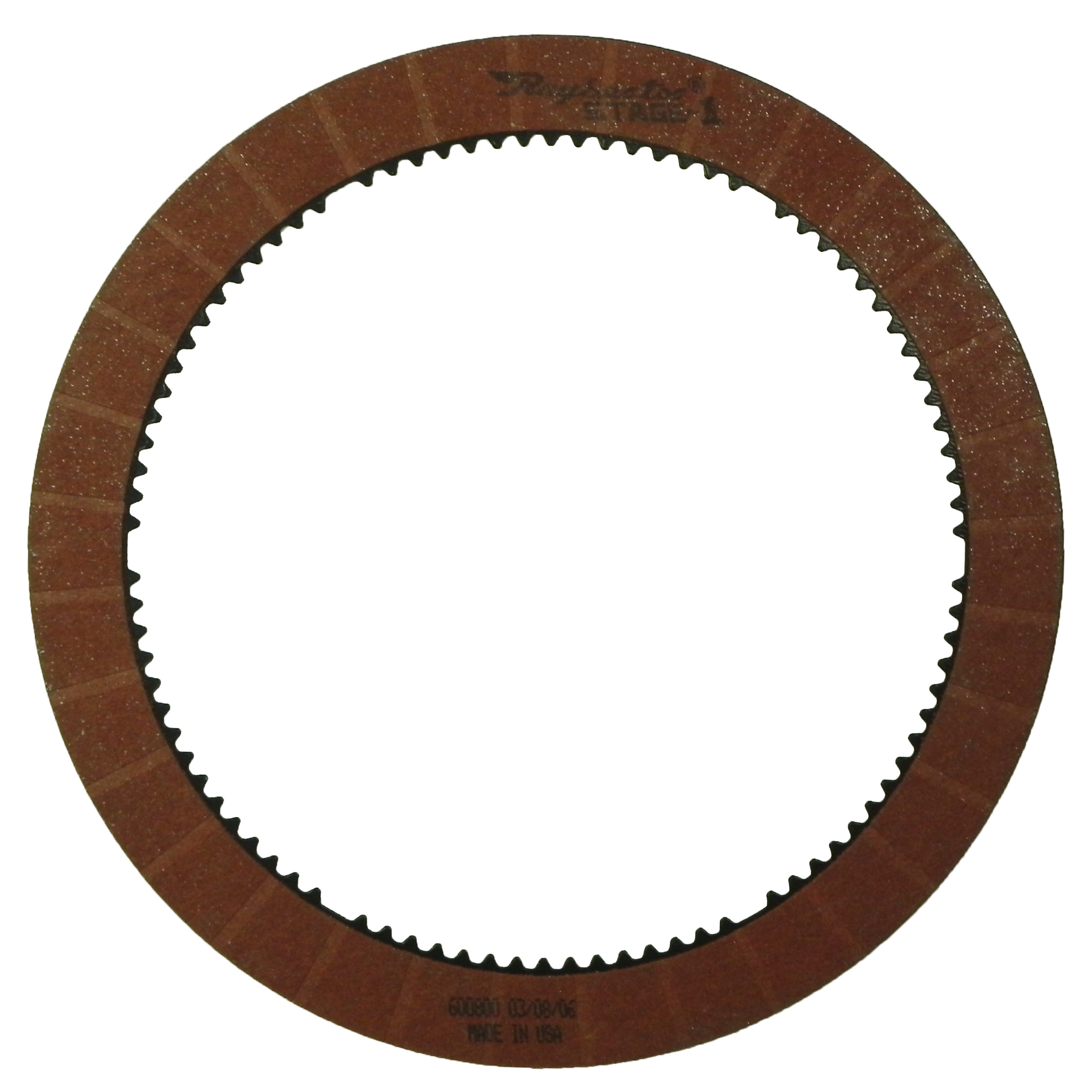 R600800 | 2003-2004 Friction Clutch Plate Stage-1™ Forward Stage-1™