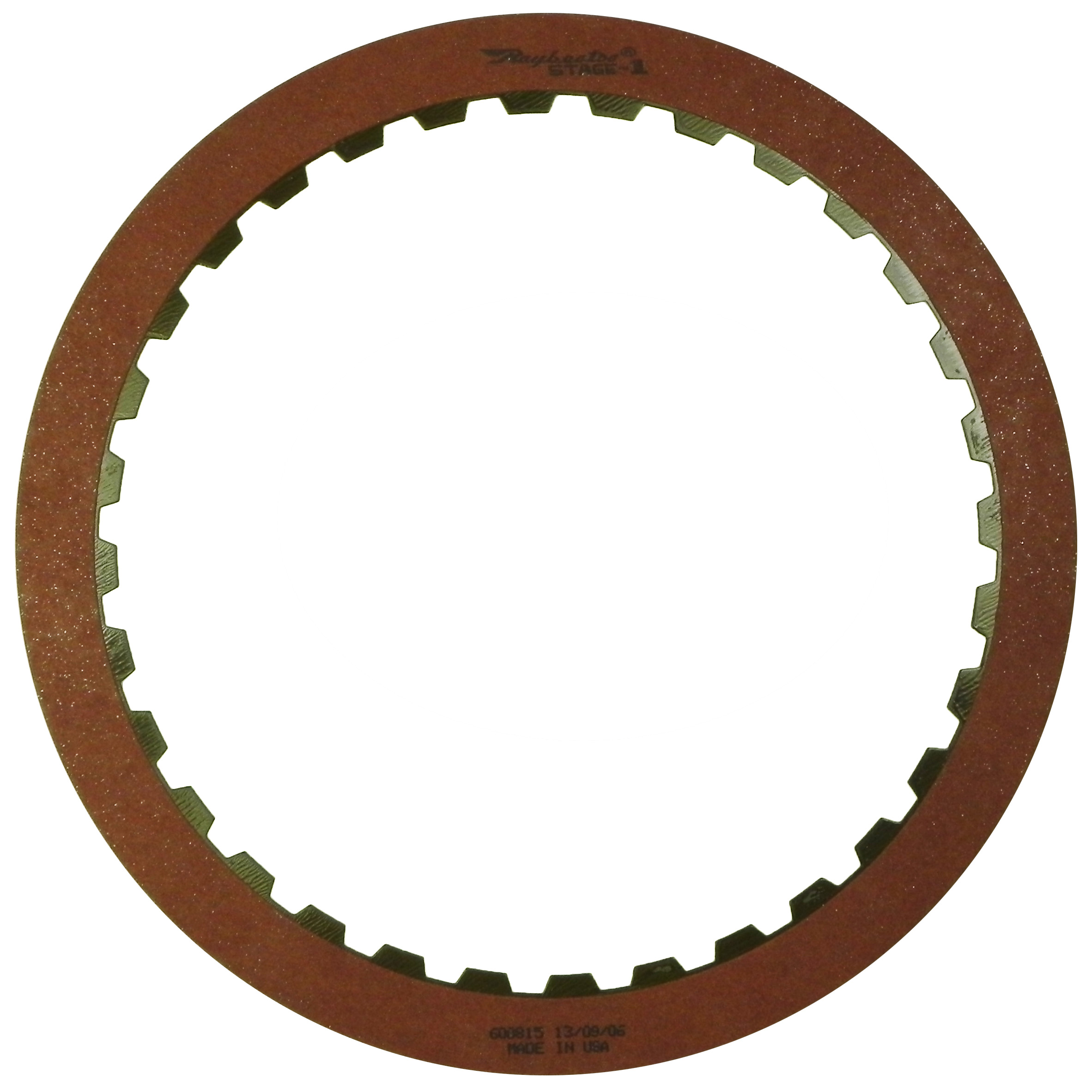 R600815 | 2003-ON Friction Clutch Plate Stage-1™ Overdrive Stage-1™