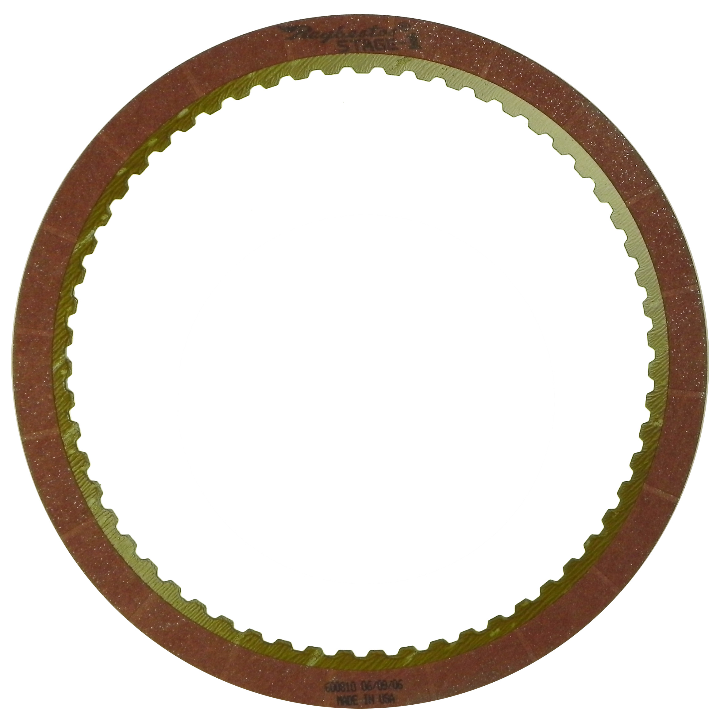 R600810 | 2003-ON Friction Clutch Plate Stage-1™ Coast HP Stage-1™