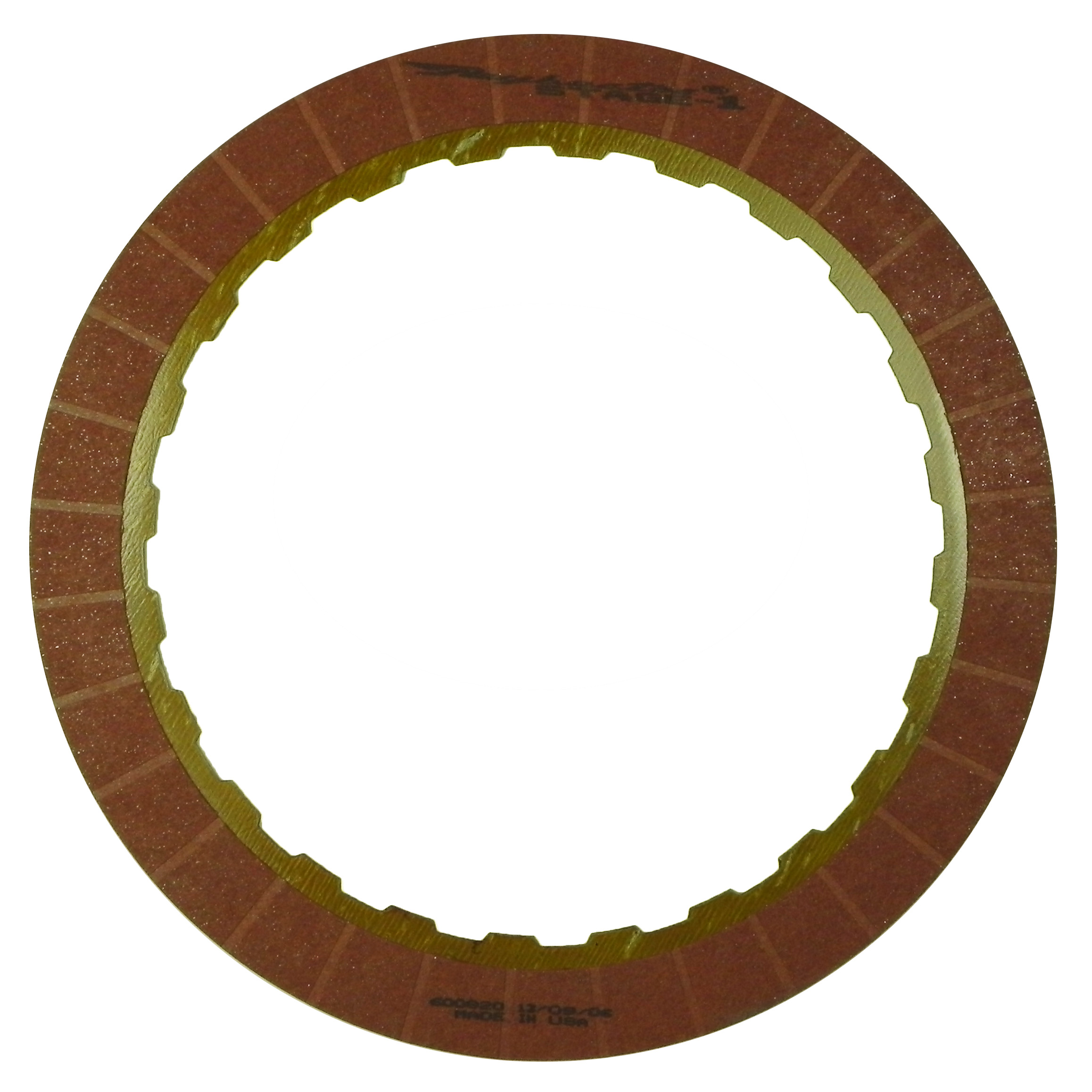 R600820 | 2003-2004 Friction Clutch Plate Stage-1™ Intermediate Stage-1™