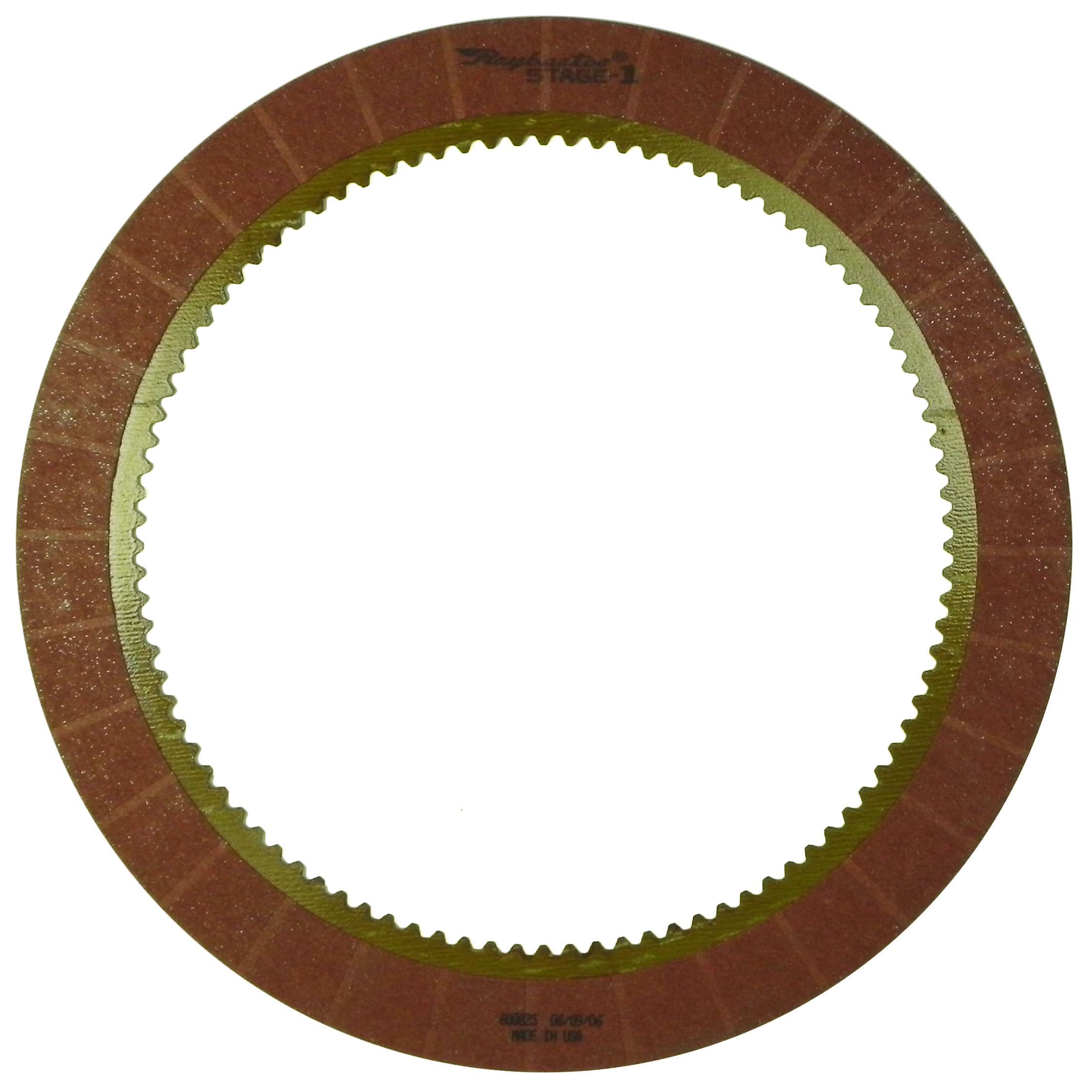 R600825 | 2005-ON Friction Clutch Plate Stage-1™ Intermediate Stage-1™