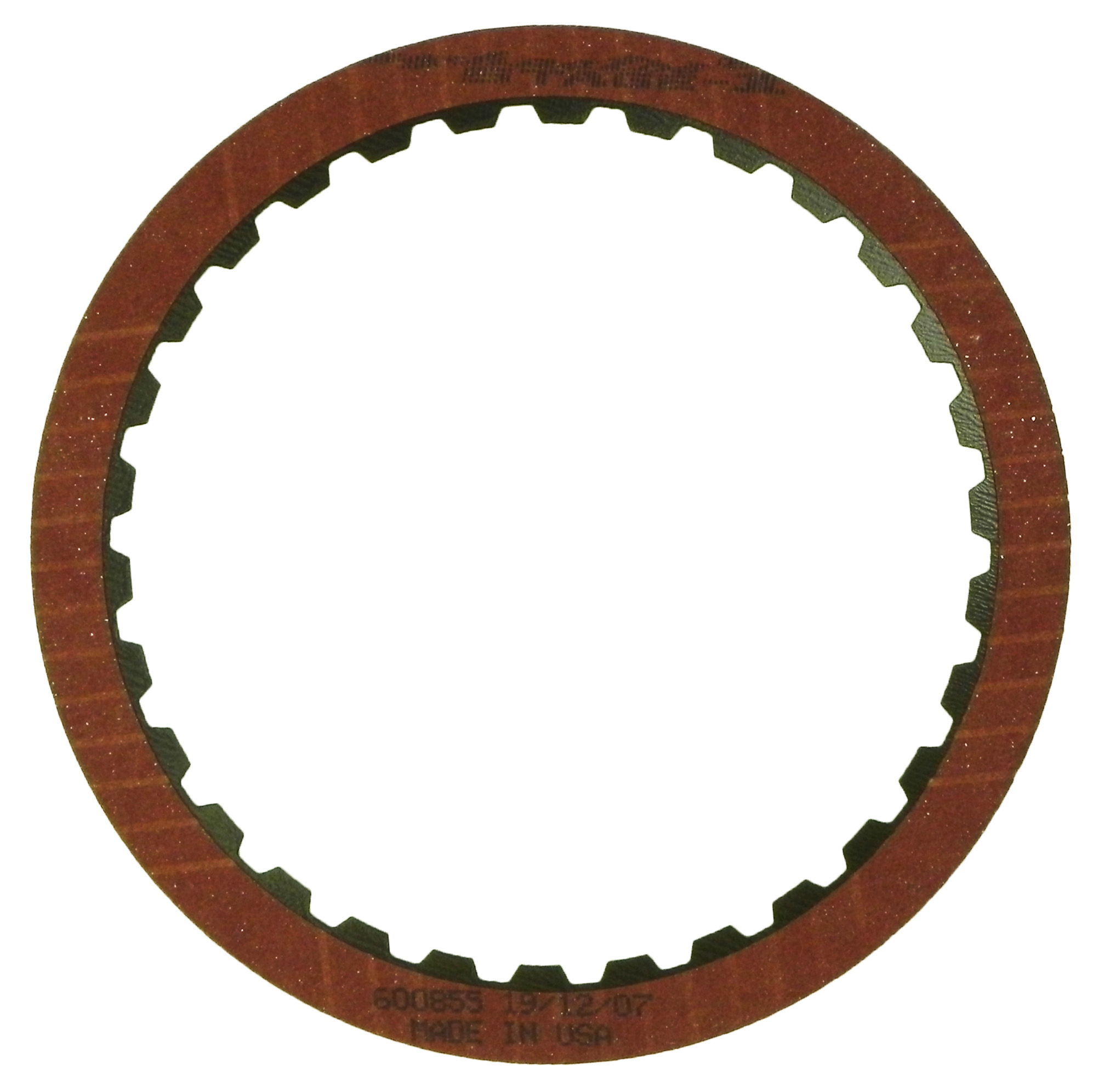 R600855 | 2002-ON Friction Clutch Plate Stage-1™ B2 Low Coast, Stage-1™