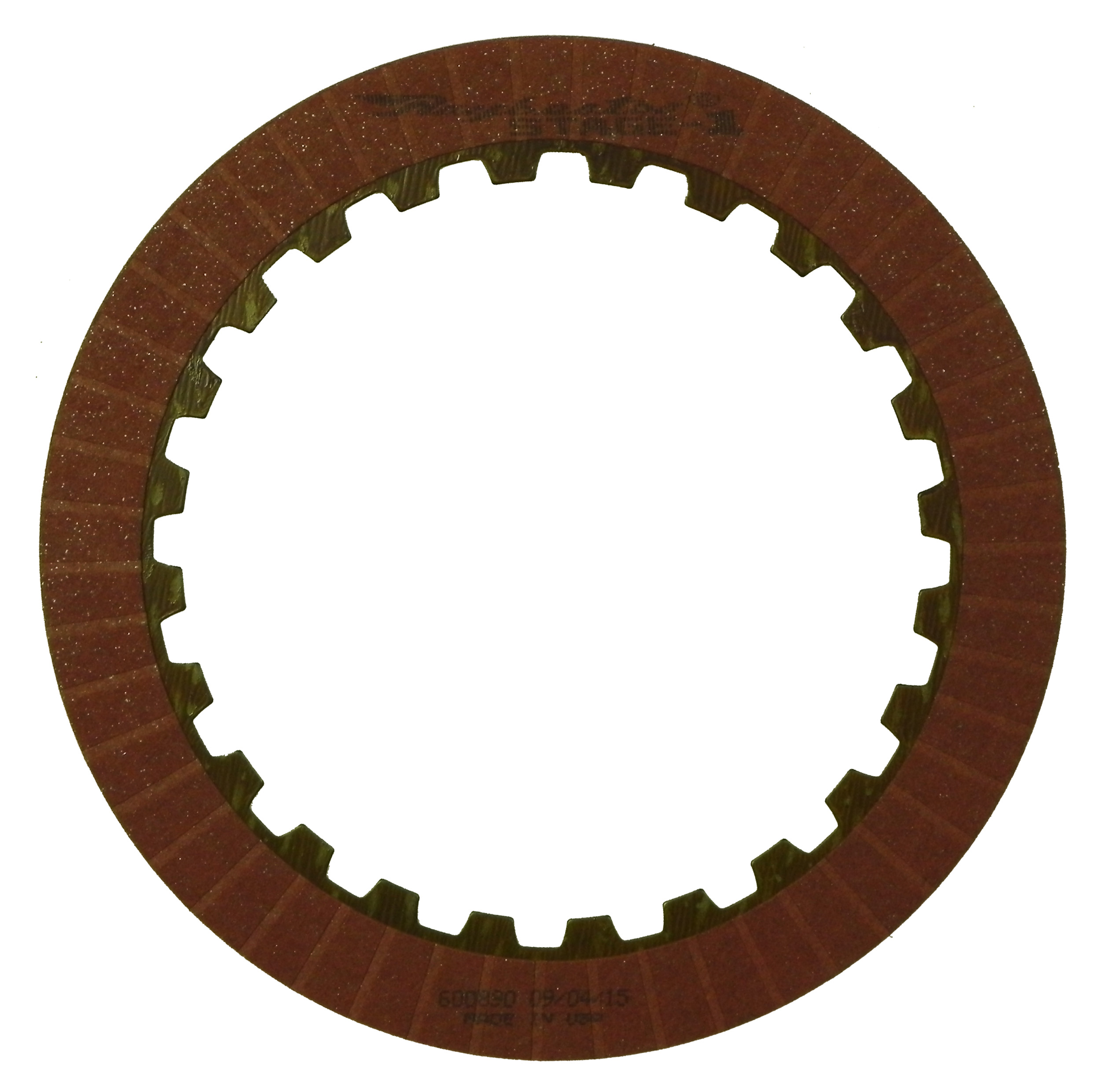 R600890 | 1999-ON Friction Clutch Plate Stage-1™ 4C Stage-1™ Clutch