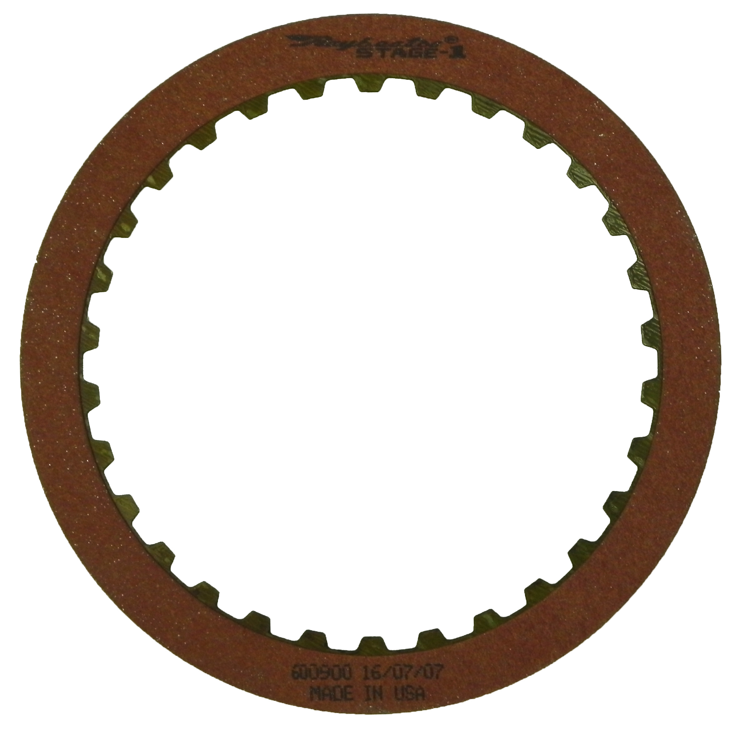 R600900 | 1969-ON Friction Clutch Plate Stage-1™ 2nd Stage-1™ HP