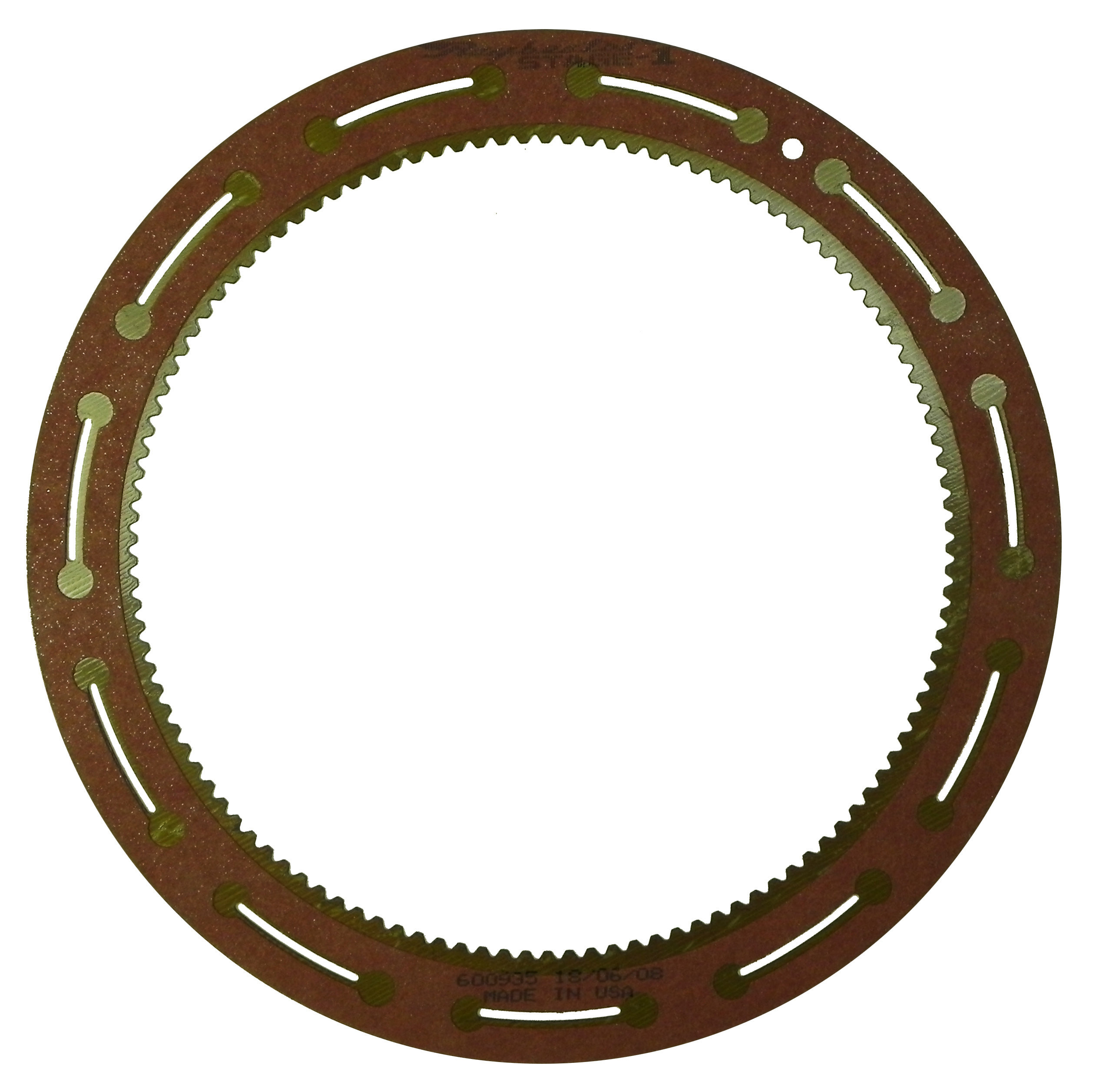 LT1000, LT2000, LT2400 SERIES Stage-1™ Friction Clutch Plate