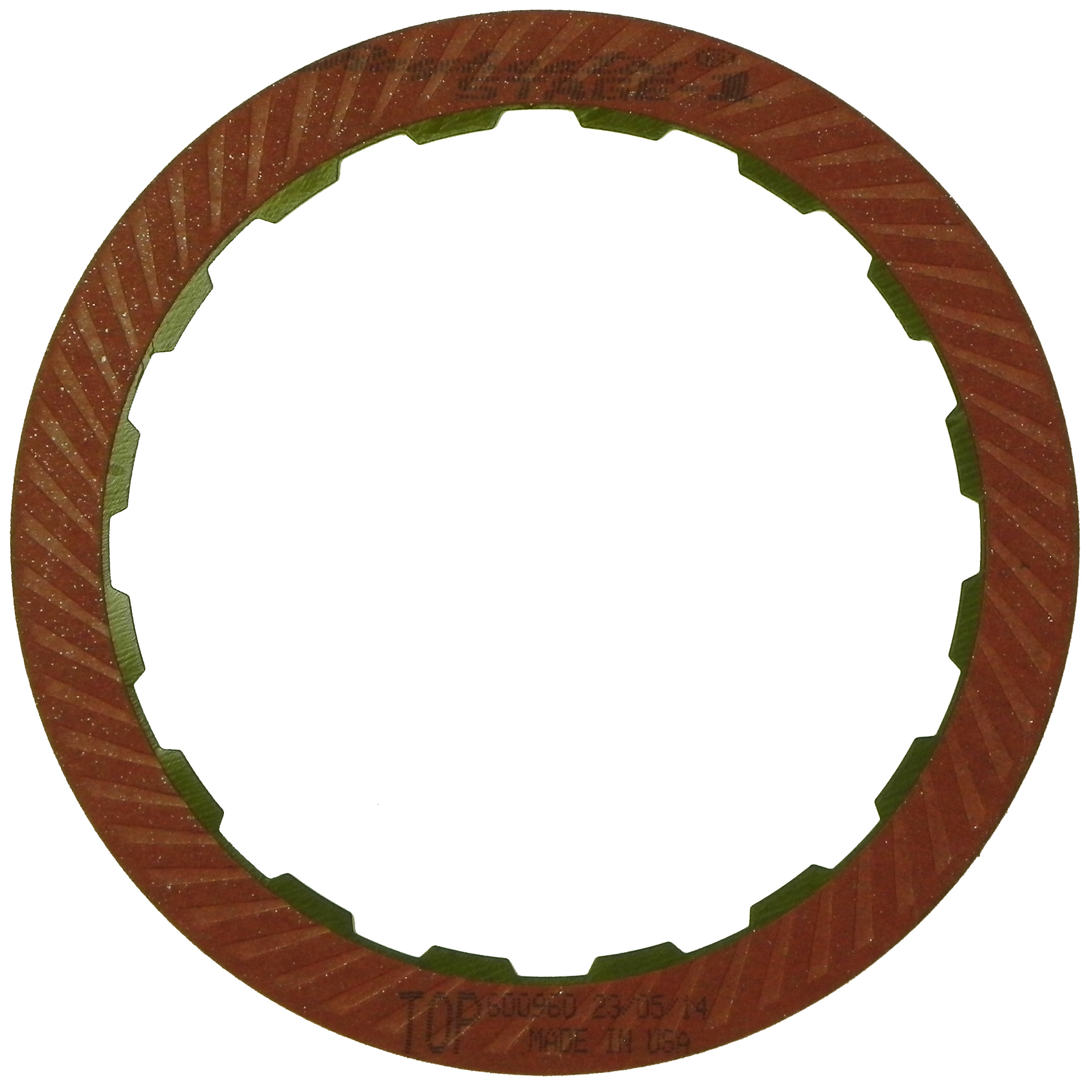 R600960 | 2005-ON Friction Clutch Plate Stage-1™ Coast, Overrun, Direct Stage-1™ 5R55S