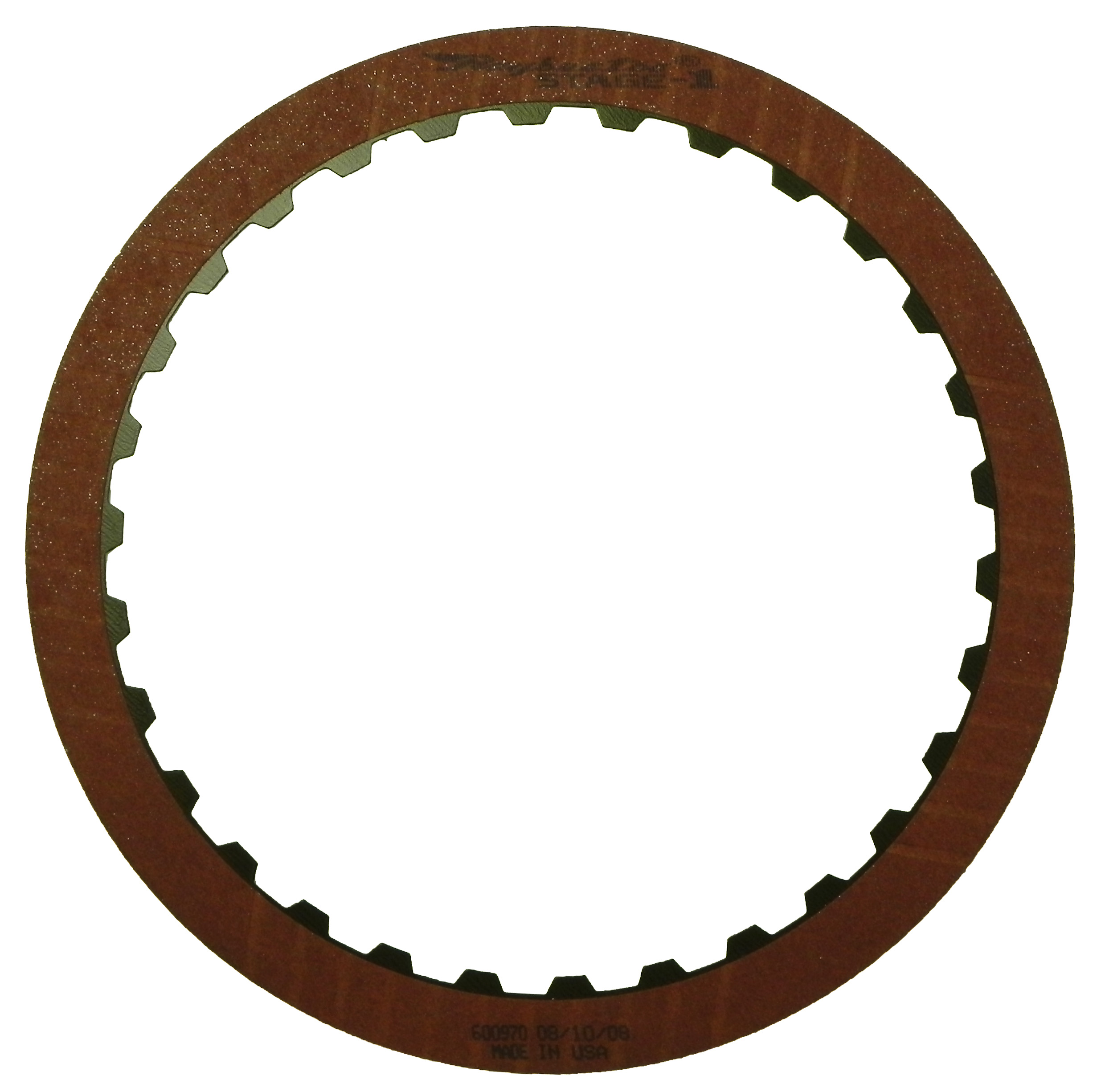 R600970 | 1996-2008 Friction Clutch Plate Stage-1™ 2nd Brake Stage-1™