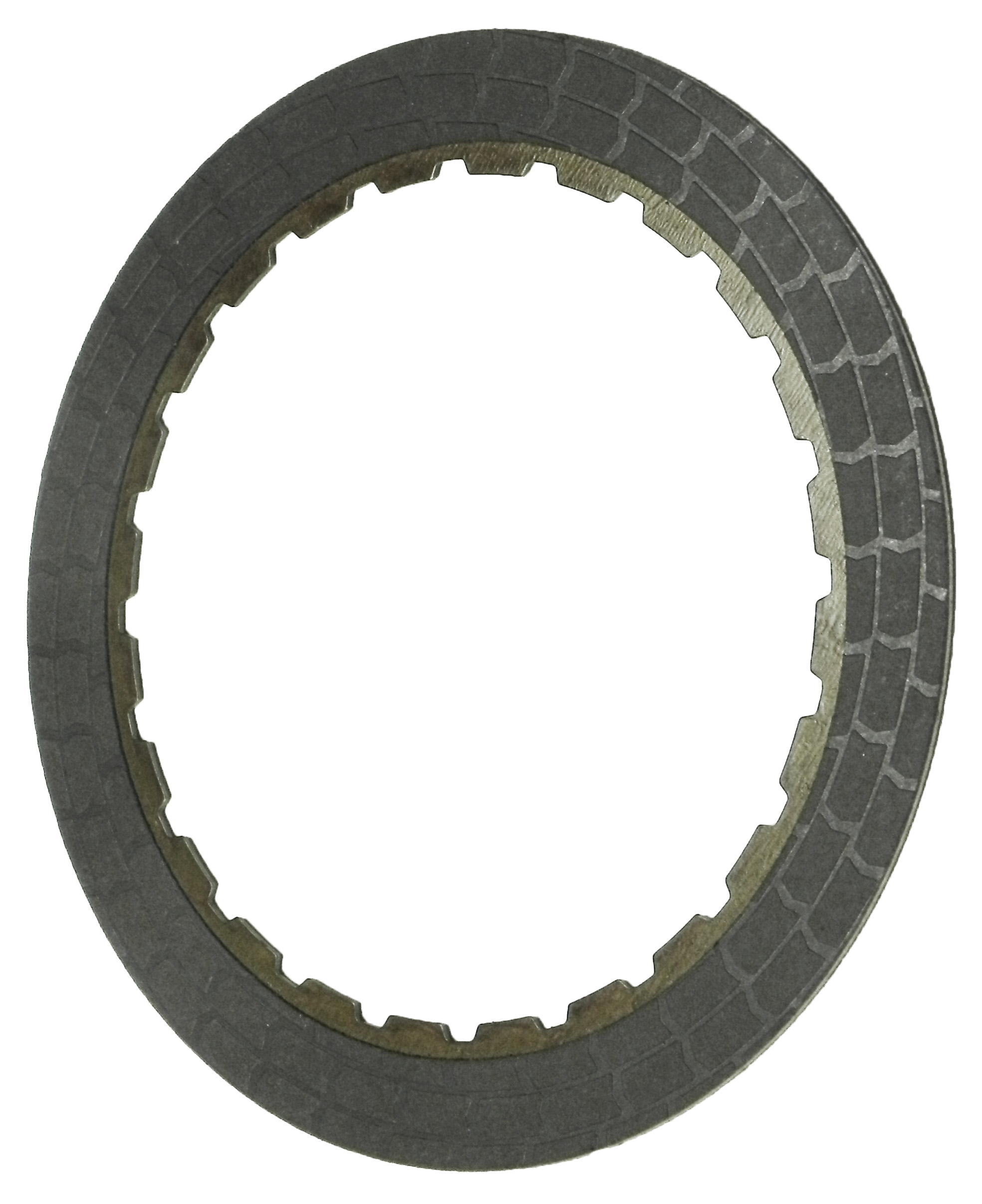 6F35 GEN 2 (2012-ON) (HT) Hybrid Technology Friction Clutch Plate