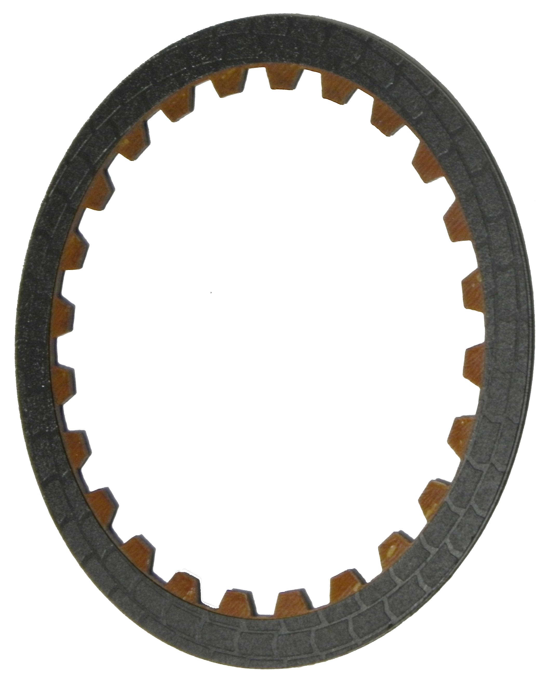 RH560285 | 2011-ON Friction Clutch Plate (HT) Hybrid Technology A Clutch Proprietary High Energy (HT)