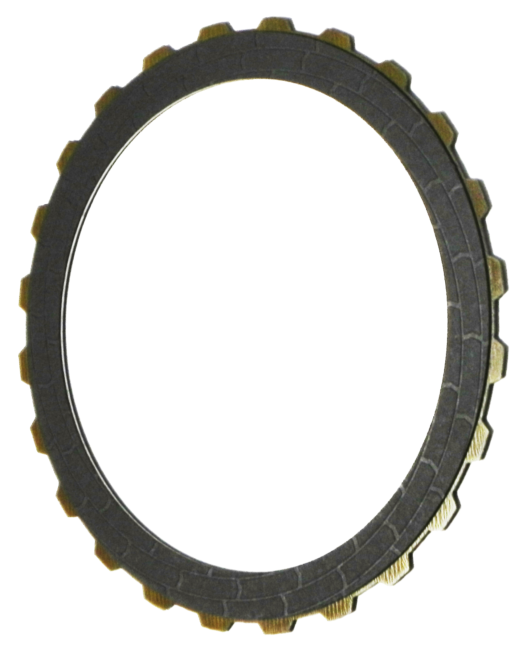 845RE (HT) Hybrid Technology Friction Clutch Plate