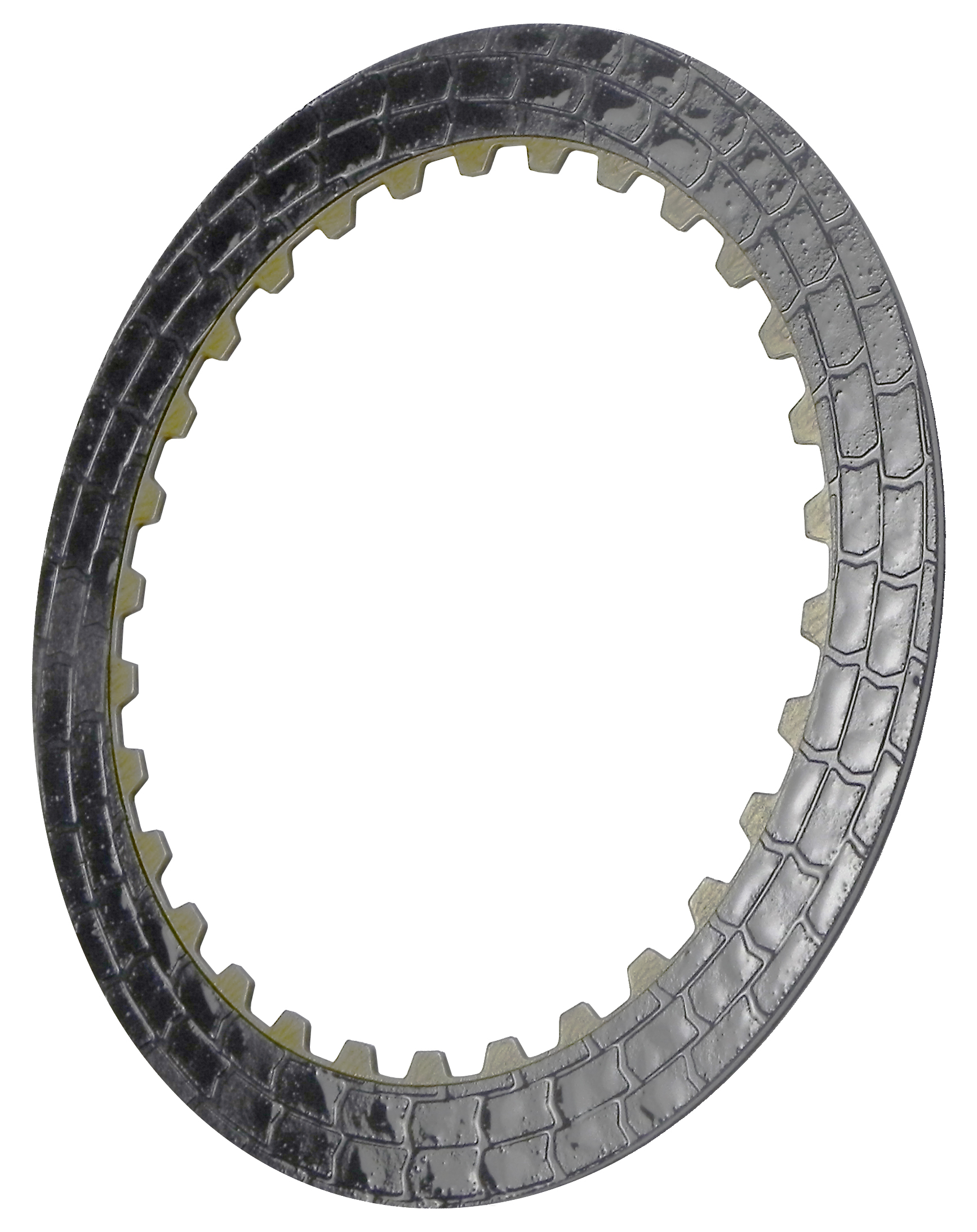 6HP19, 6HP19A, 6HP19X, 6HP21, 6HP21X, 09L (HT) Hybrid Technology Friction Clutch Plate