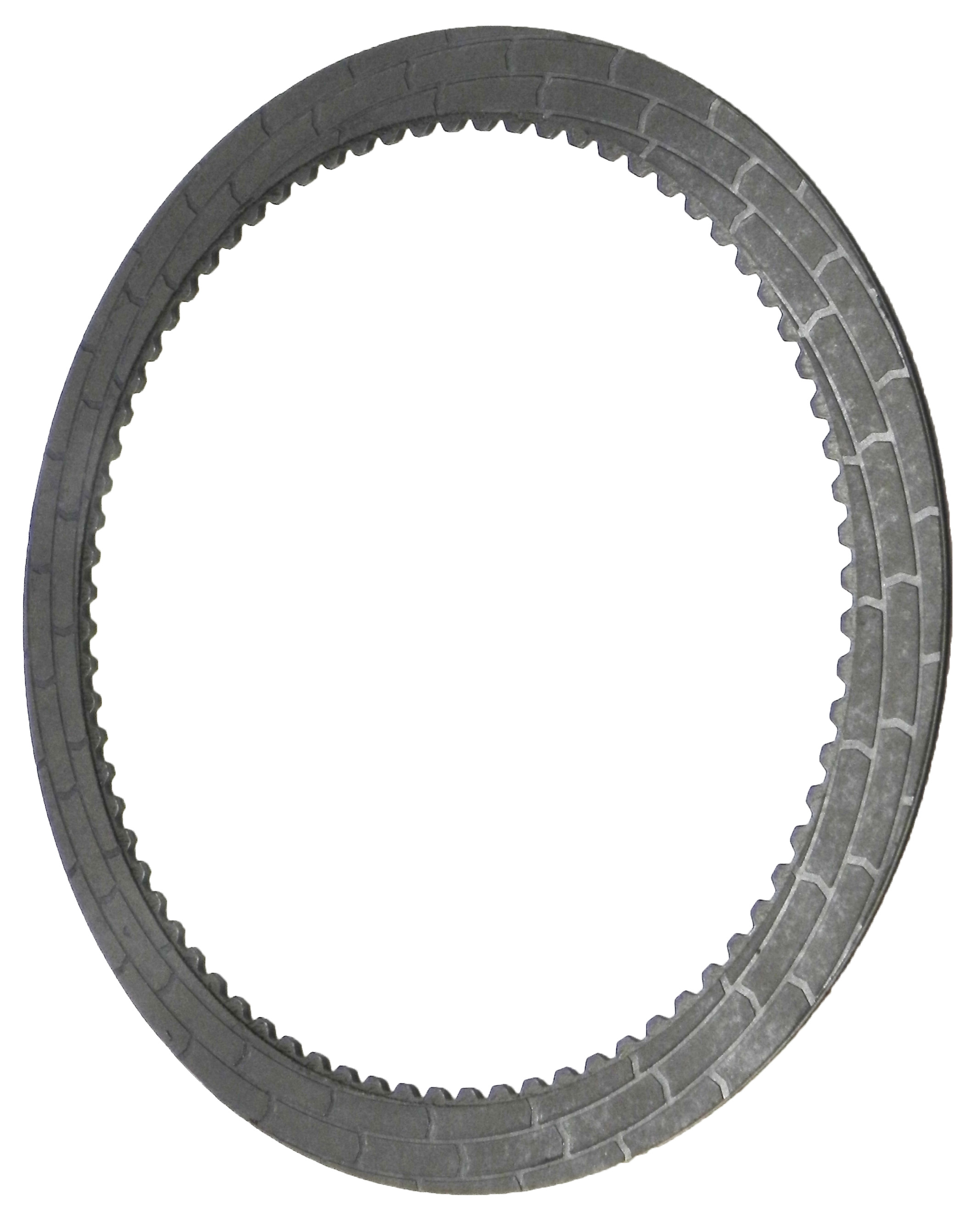 5R110W TorqShift (HT) Hybrid Technology Friction Clutch Plate