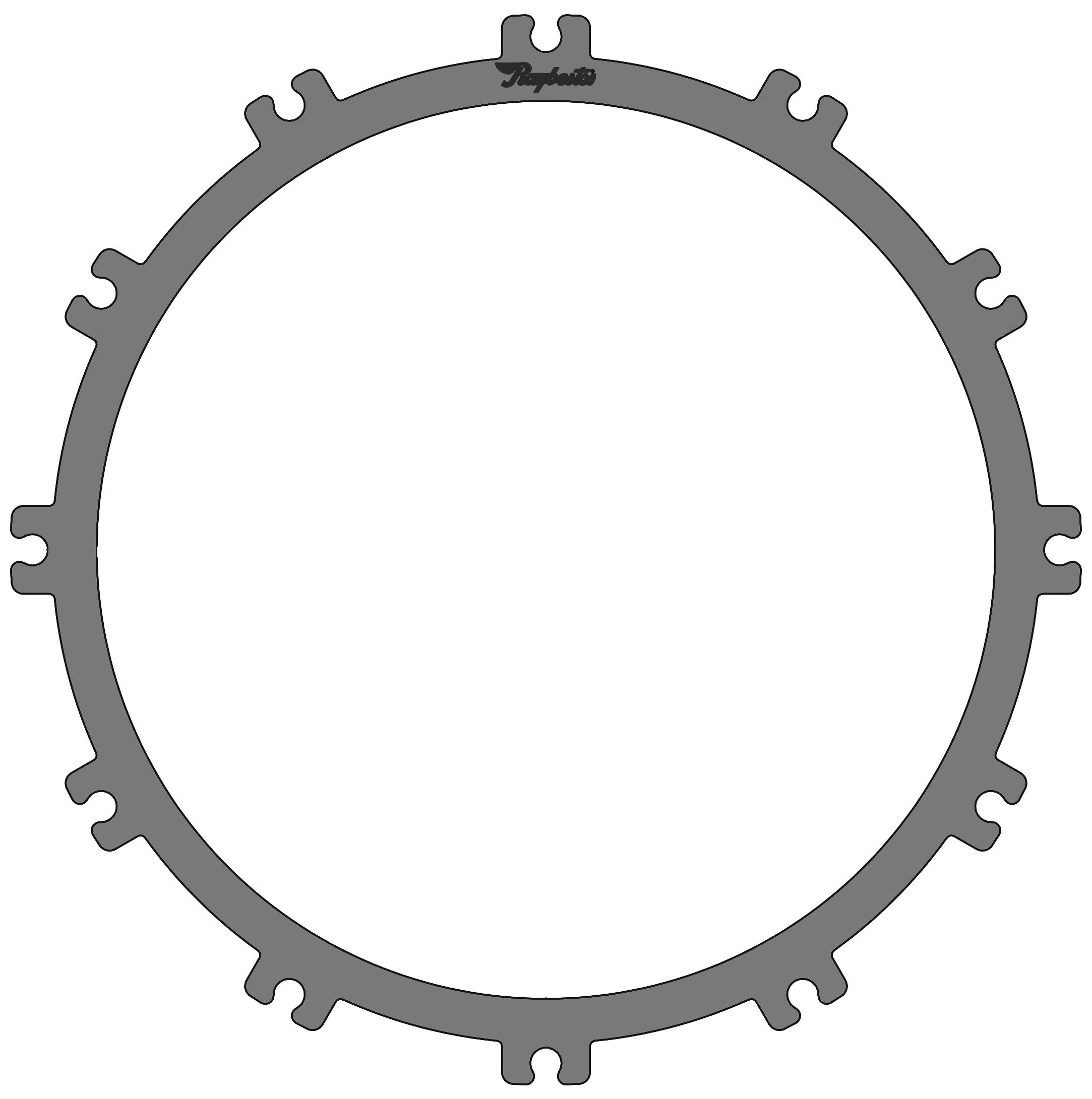 511064 | 1990-ON Steel Clutch Plate Torque Converter