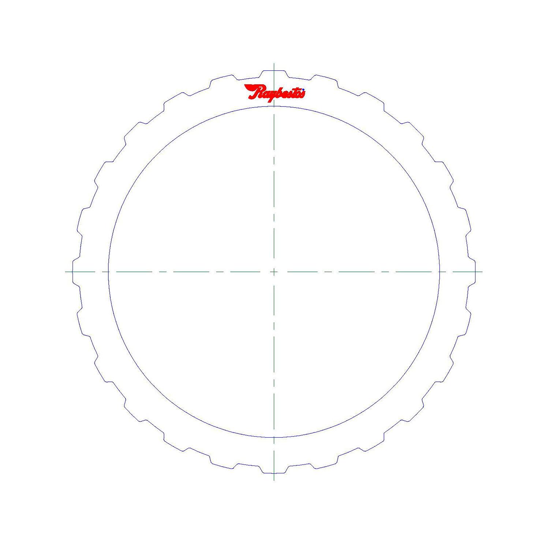 511258 | 2004-ON Steel Clutch Plate D Clutch (1st, Reverse)