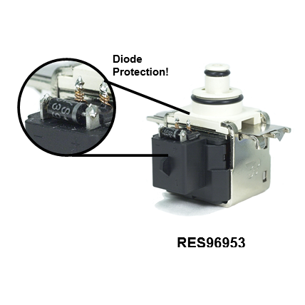 The Difference Between White and Black Connector Solenoids