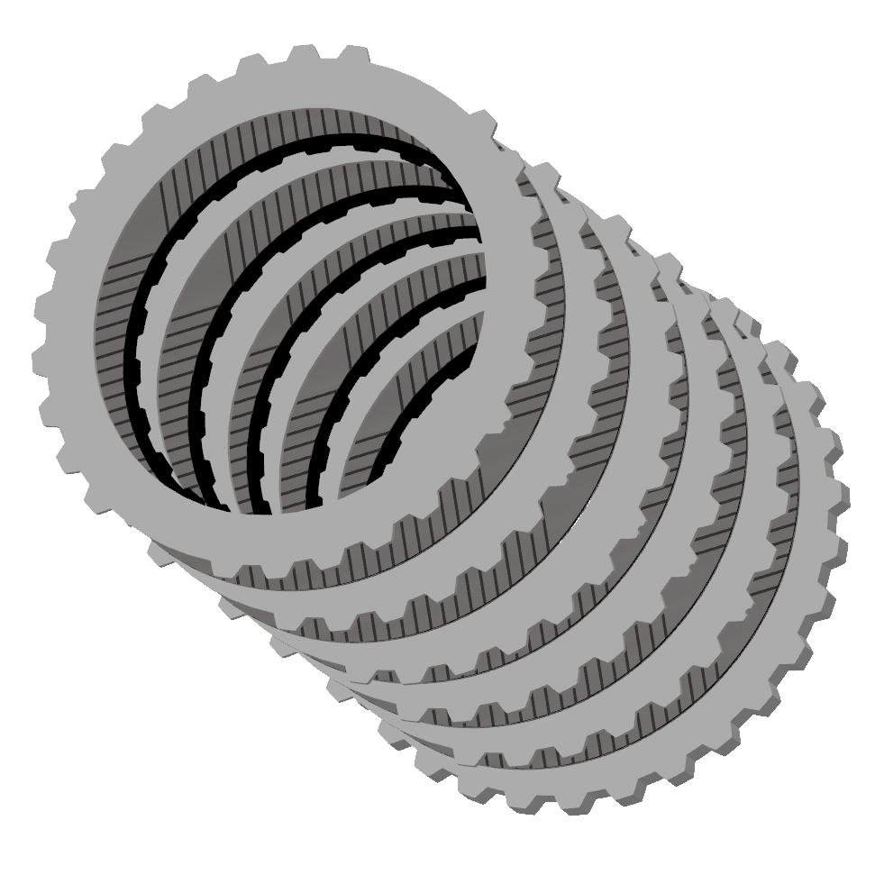 5R110W Intermediate Clutch (03-04) Torqkit Installation | RTK-5113