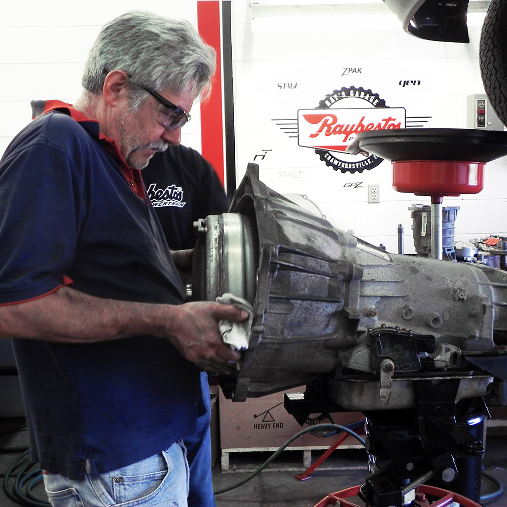 Join the Raybestos® Powertrain Facebook Page Today!