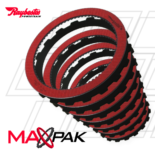 The New Performance Clutch Pack: MaxPak