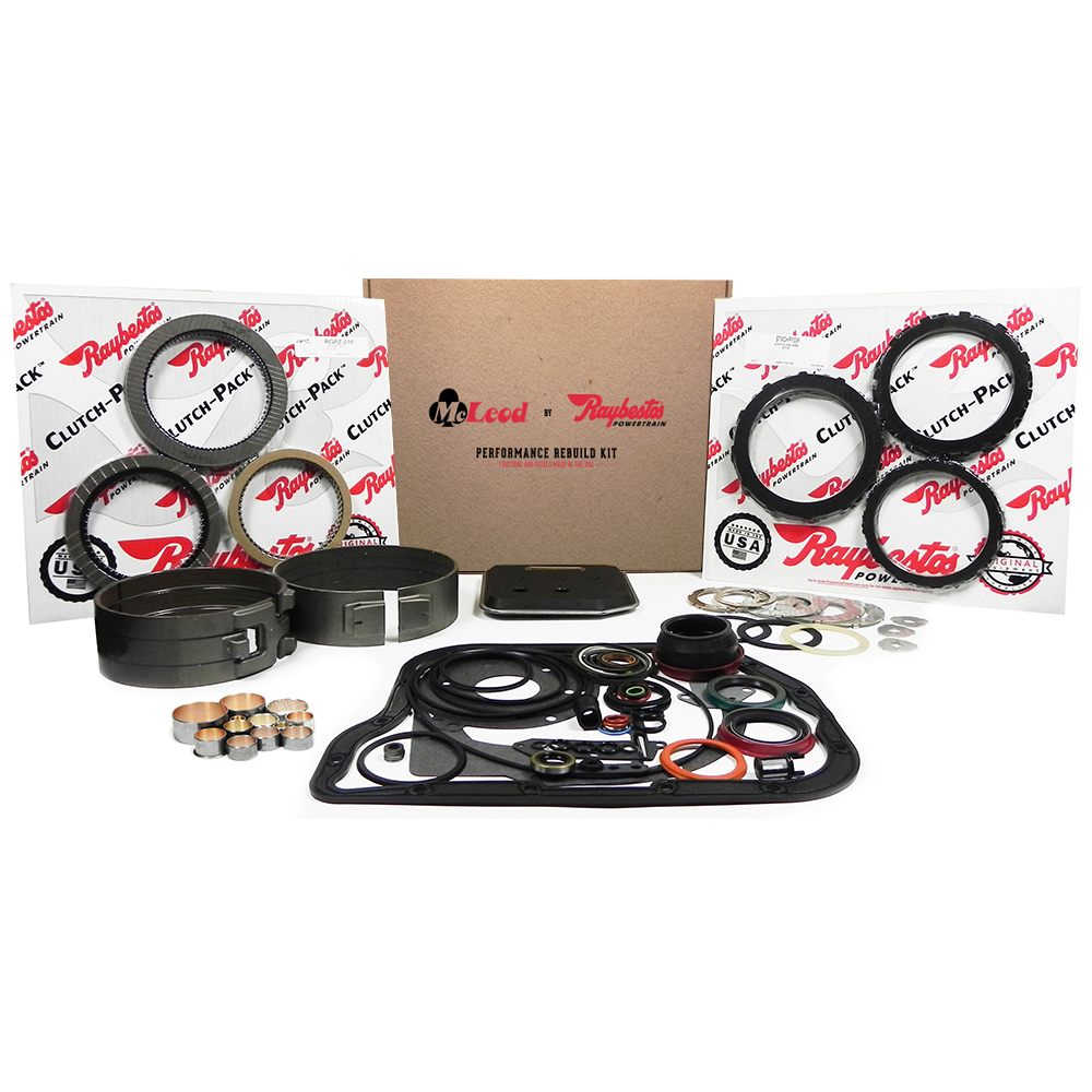 48RE GPZ Performance Transmission Super Rebuild Kit