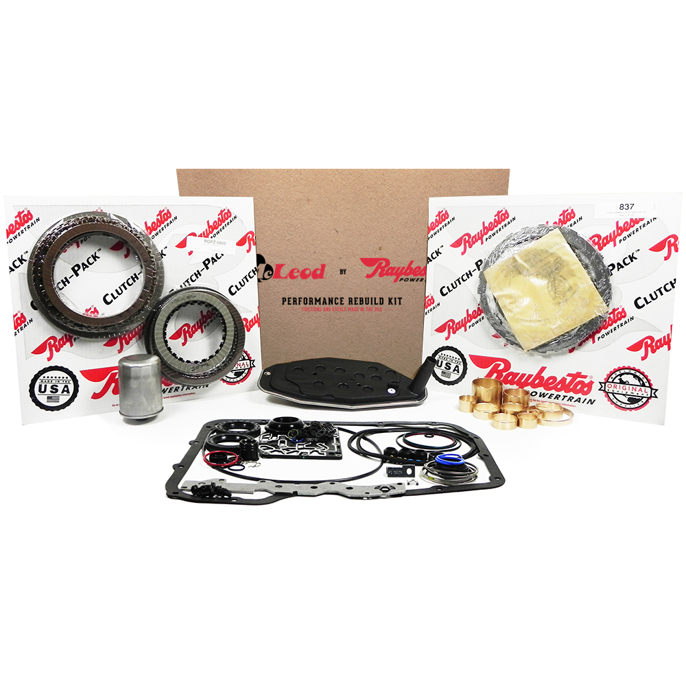 68RFE GPZ Performance Transmission Super Rebuild Kit