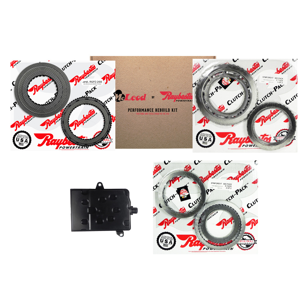 10R80 GPZ Performance Transmission Super Rebuild Kit