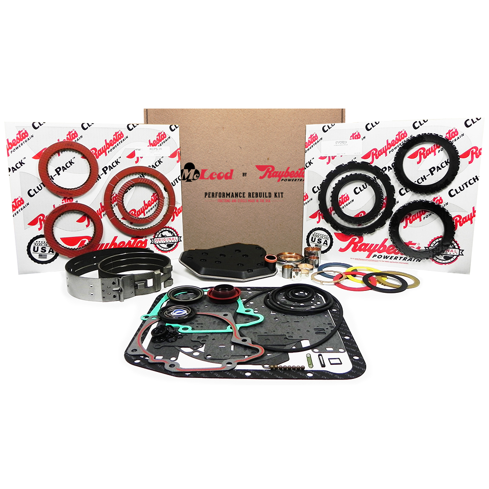 4R70W, 4R75W Stage-1 Performance Transmission Super Rebuild Kit