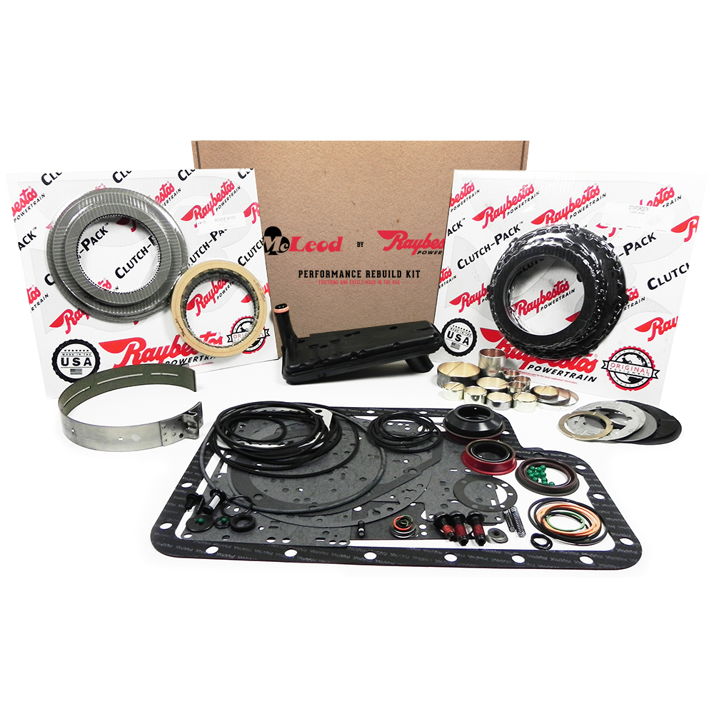 4R100 GPZ Performance Transmission Super Rebuild Kit