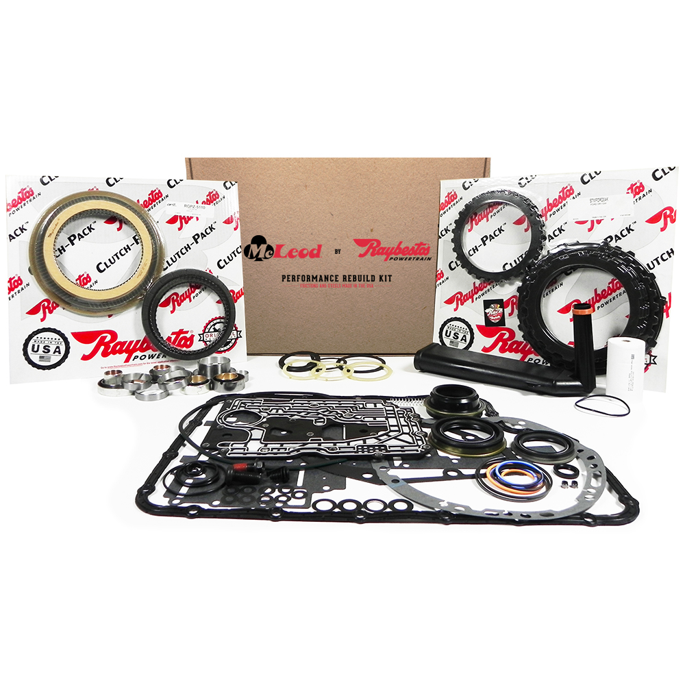 5R110W GPZ Performance Transmission Super Rebuild Kit