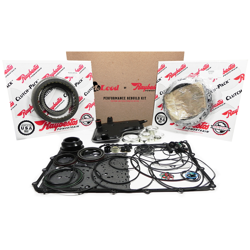 6R140 GPZ Performance Transmission Super Rebuild Kit