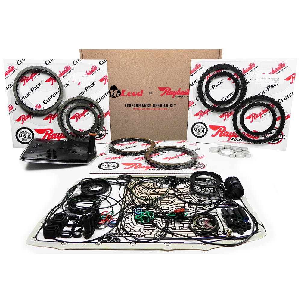 GPZ Friction Clutch Pack, Kolene Steel Clutch Pack (2), Transmission Filter, Bushing Kit, Performance Overhaul Kit