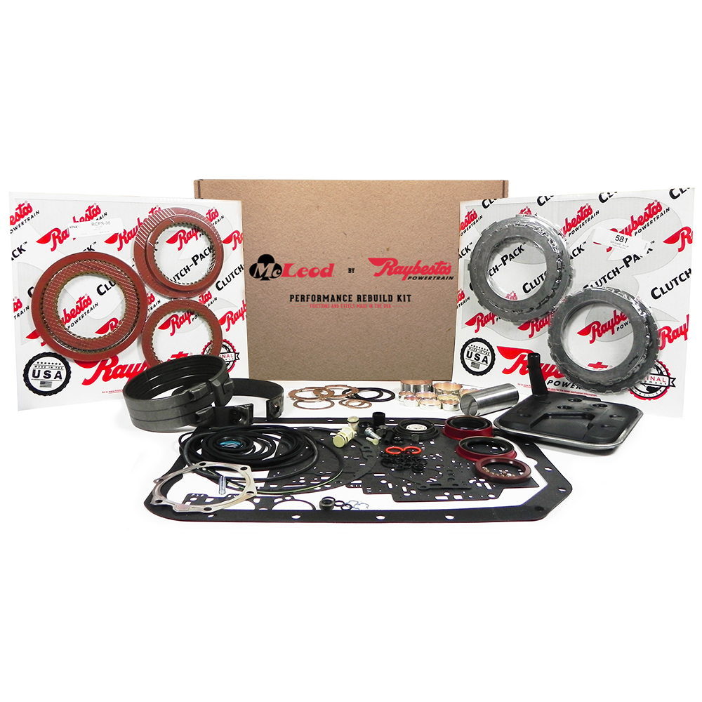 4L80E Stage-1 Performance Transmission Super Rebuild Kit