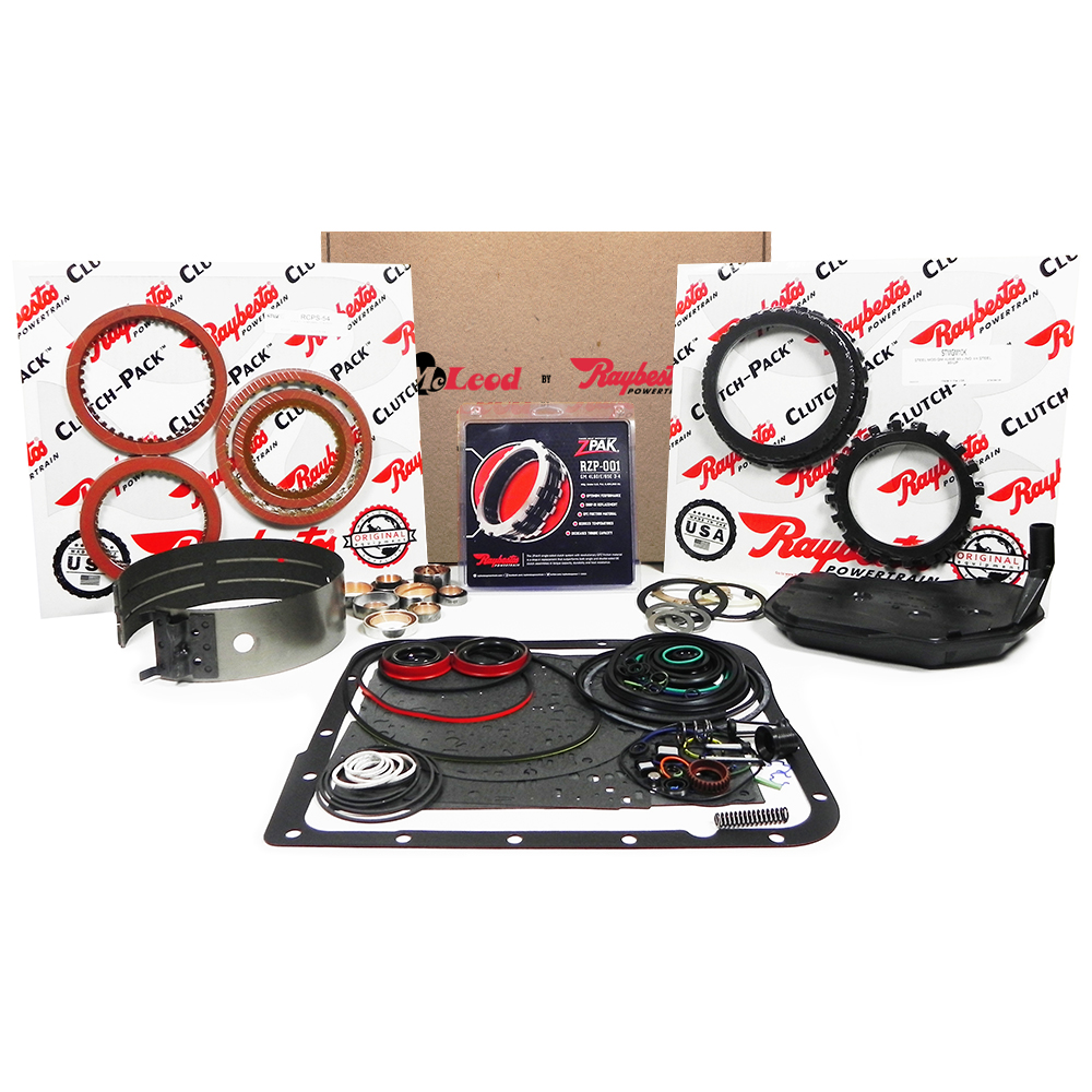 4L60E Stage-1 Performance Transmission Super Rebuild Kit