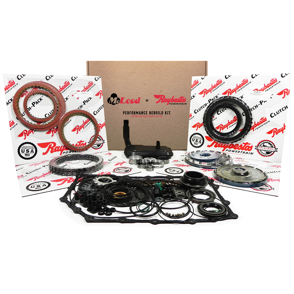 6L80E Stage-1 Performance Transmission Super Rebuild Kit