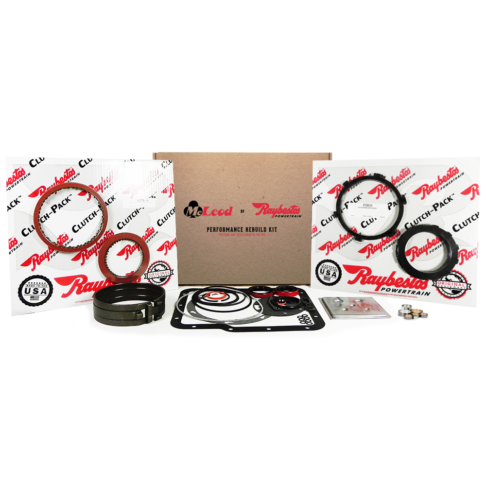 Powerglide Stage-1 Performance Transmission Super Rebuild Kit