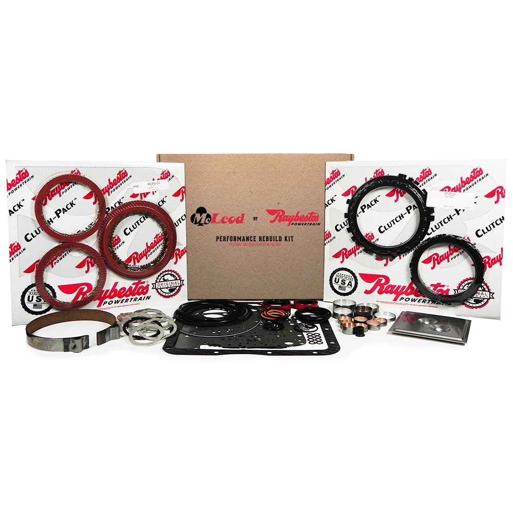 TH350 Stage-1 Performance Transmission Super Rebuild Kit