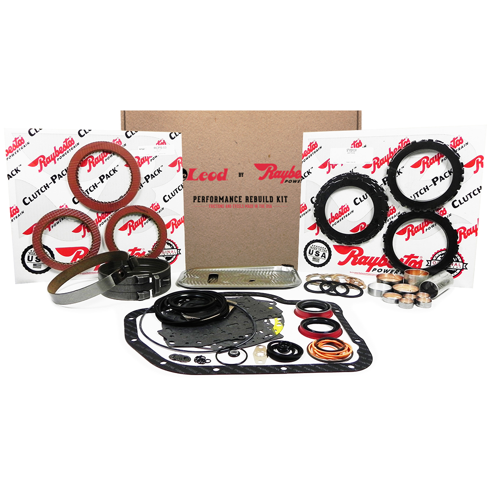TH400 Stage-1 Performance Transmission Super Rebuild Kit